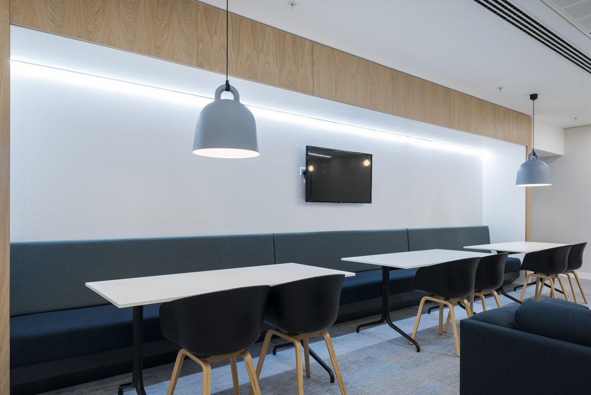 office cantine design ideas k2 space