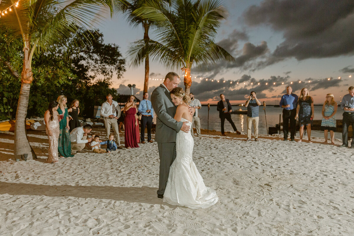 Wedding in Key Largo, Florida 81
