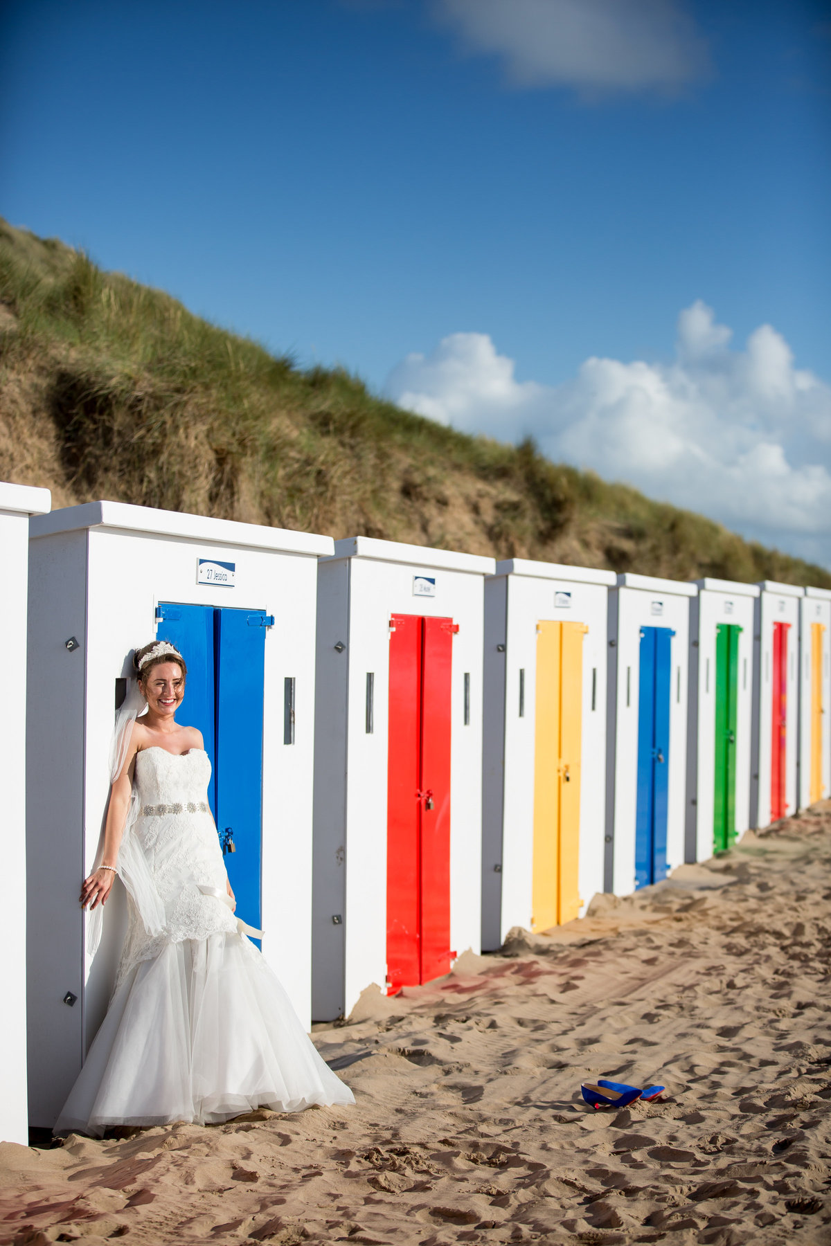 wedding photographer in north devon