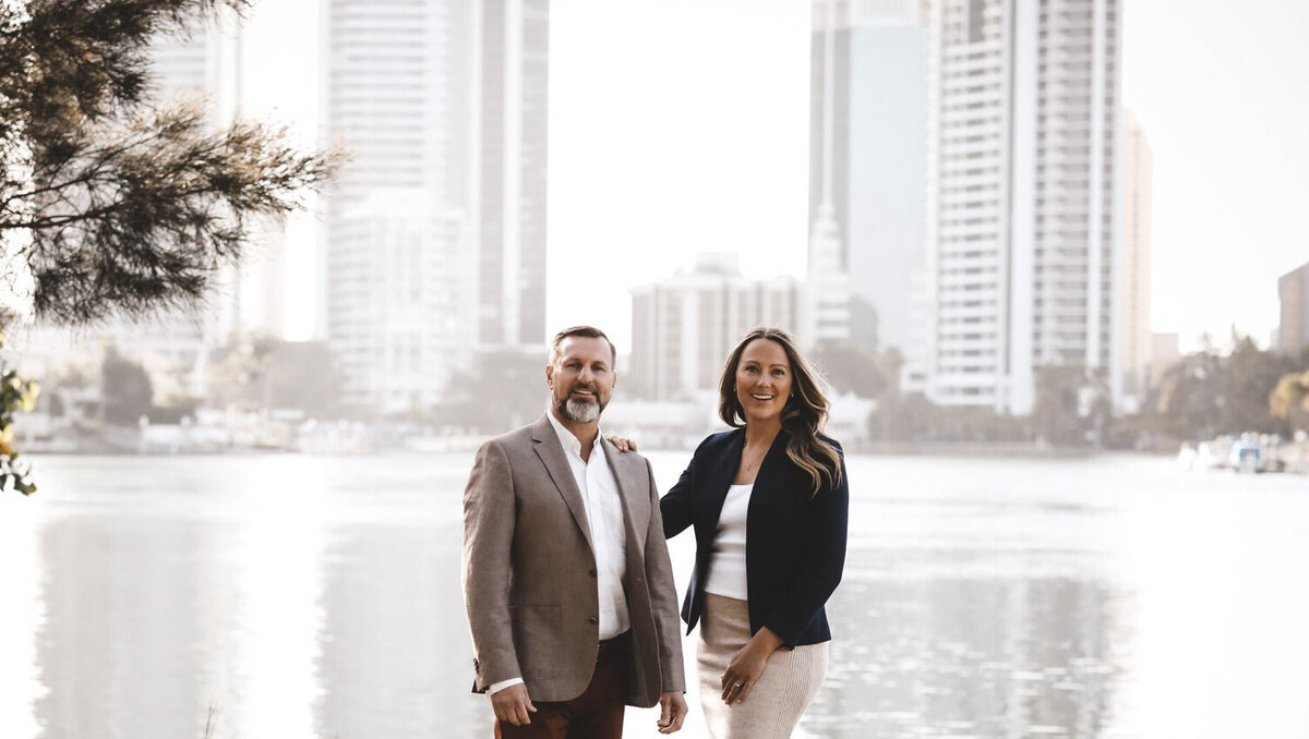 Gold Coast Buyers Agent - Tony and Eva Coughran