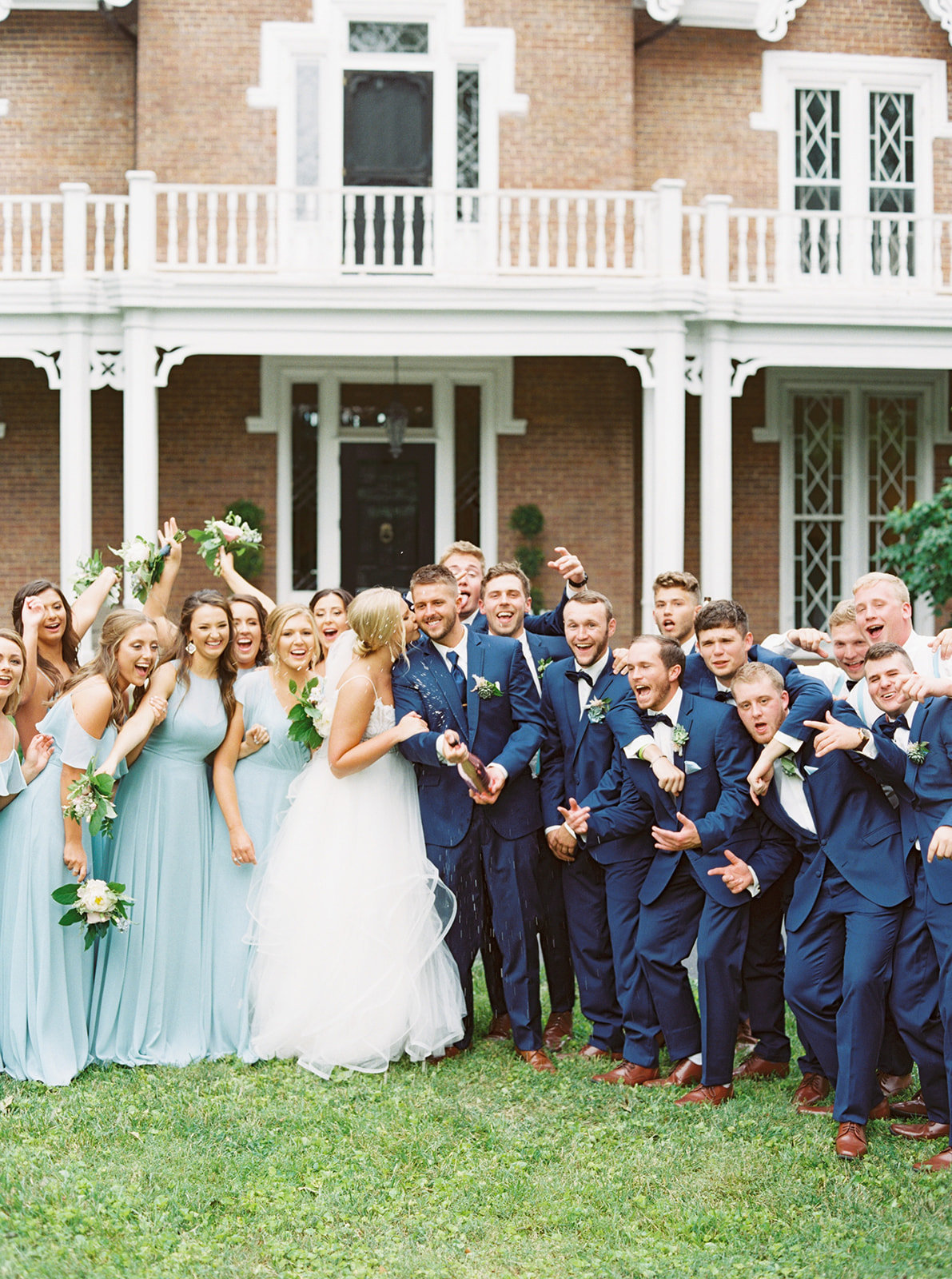 Warrenwood Manor - Kentucky Wedding Venue - Photo by Lyndsey Boyd00030