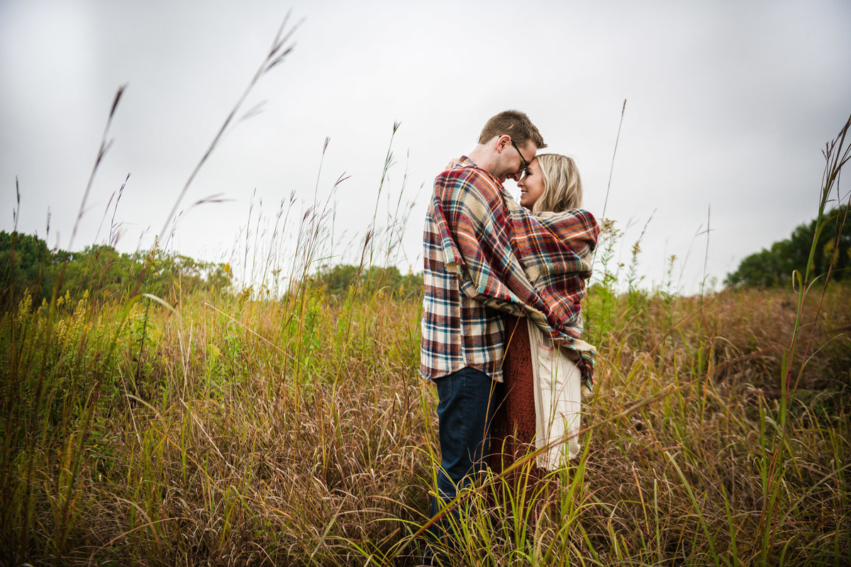Kelsey & Jett - Minnesota Engagement Photography - Lebanon Hills Regional Park - RKH Images  (145 of 172)