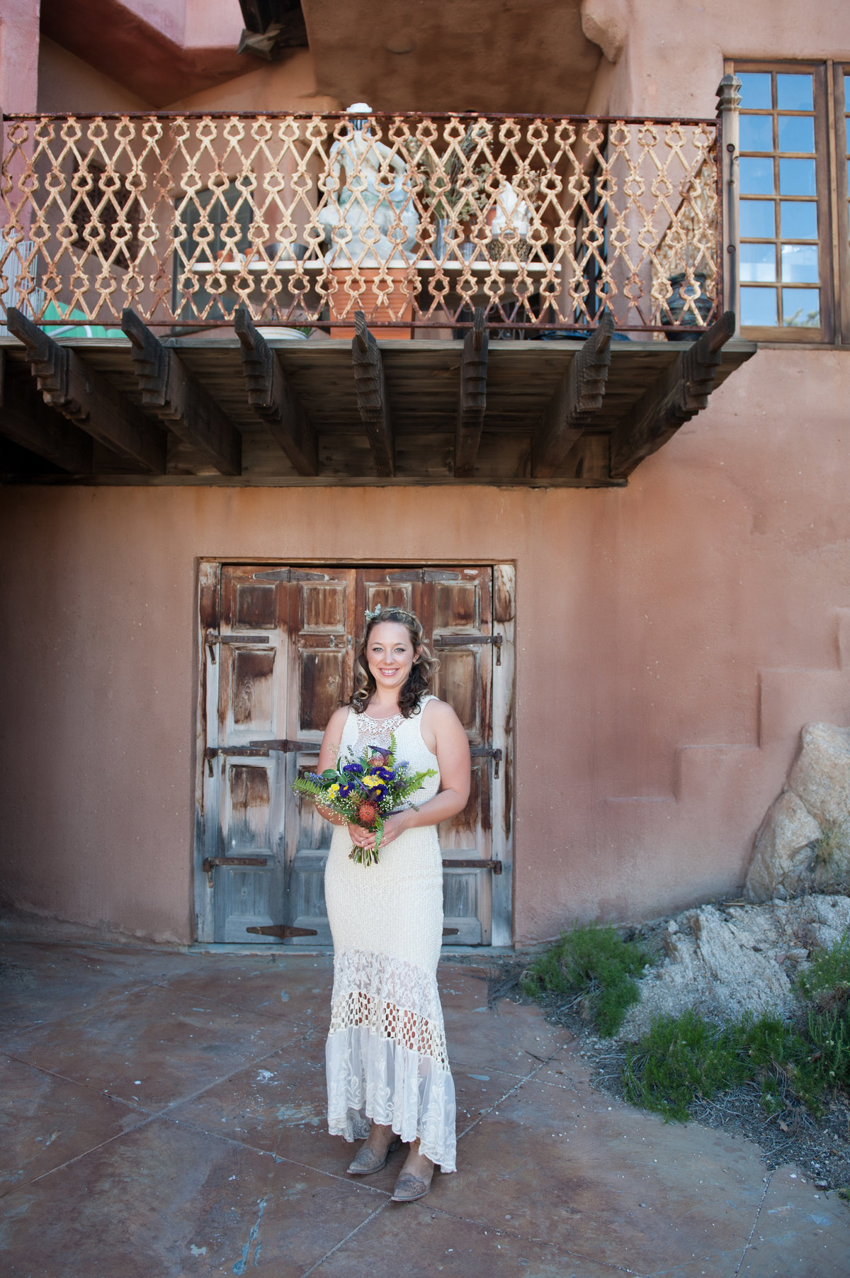 Destination Wedding Photography Joshua Tree Wedding Photography Le Haut Desert Aerie039