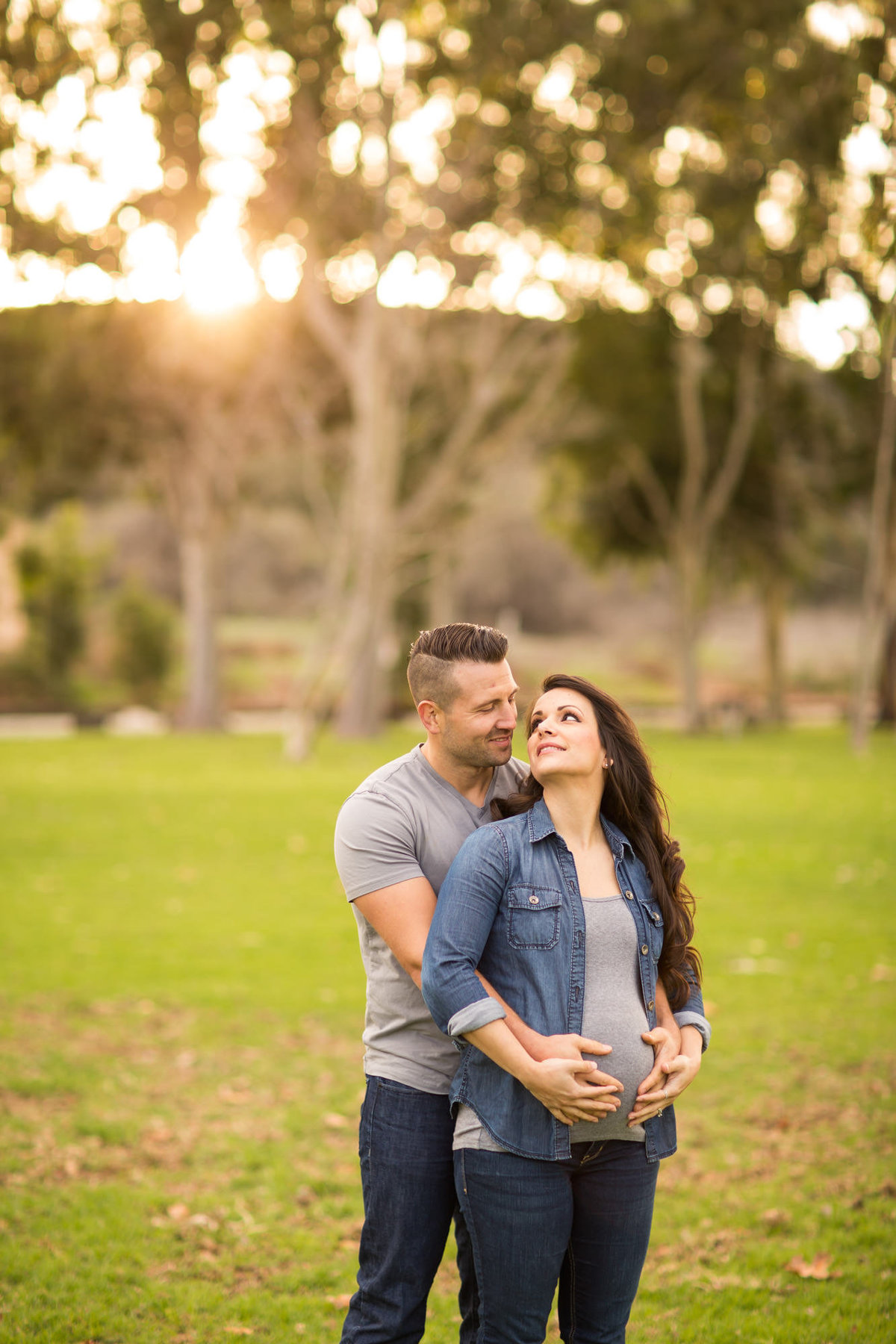 Maternity Photos in Orange County_