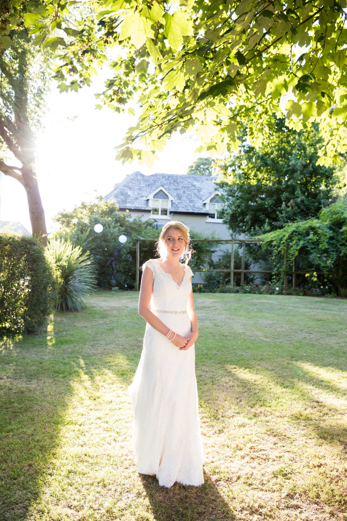 bride at bridwell