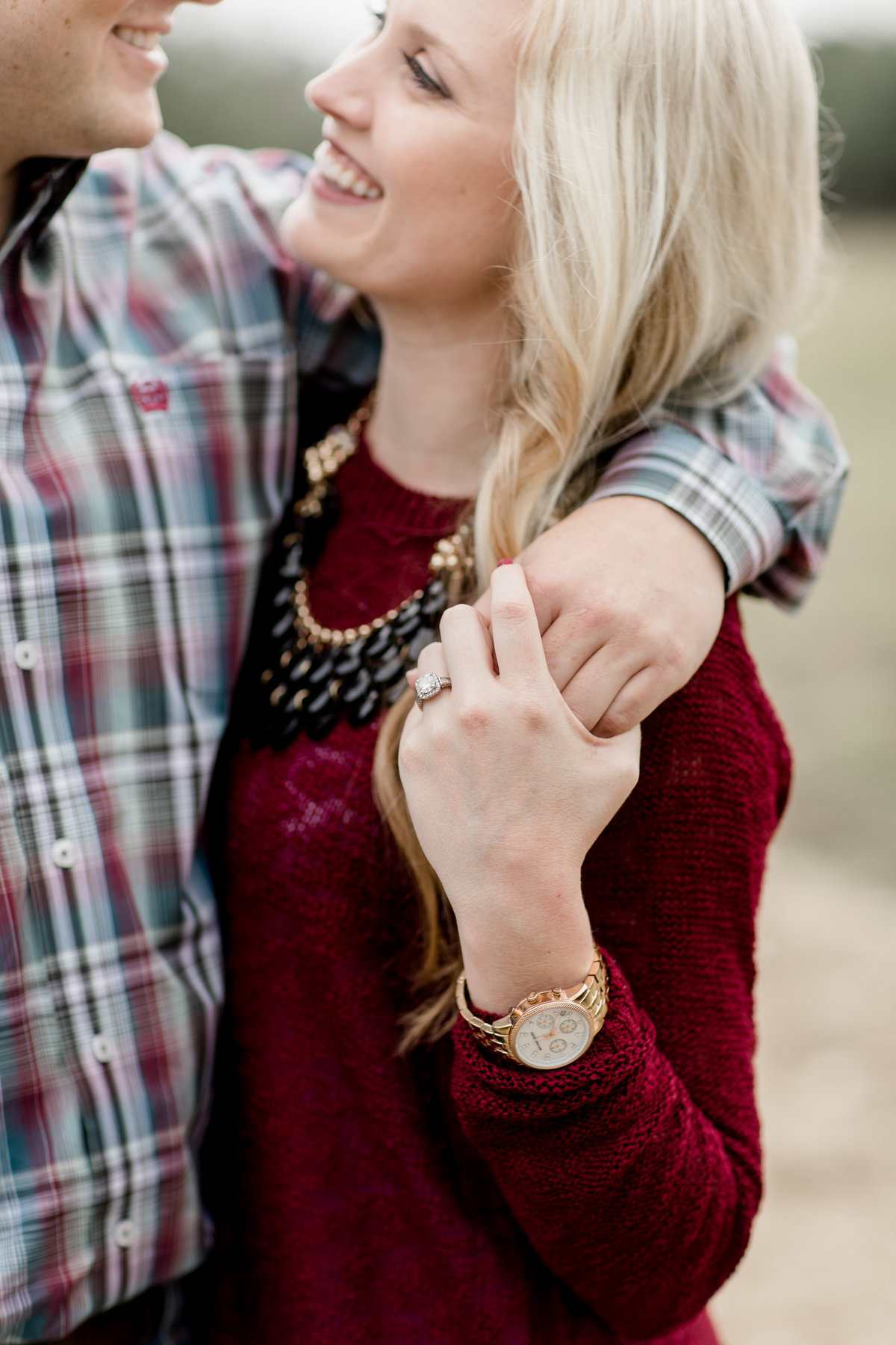 Hidden River Ranch Engagement-10