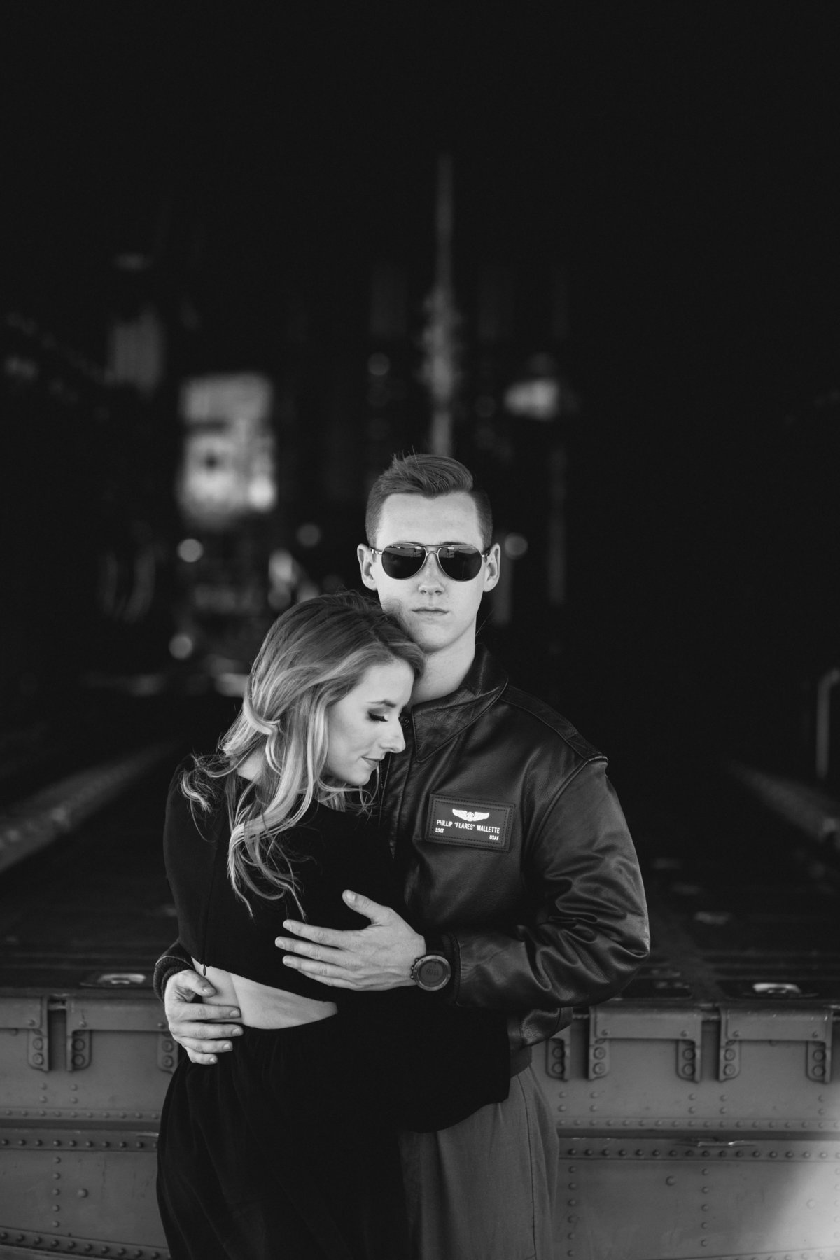 Themed Charlotte engagement Photos 53