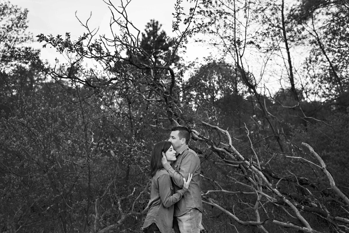 Odiorne Point in Portsmouth New Hampshire Engagement Session