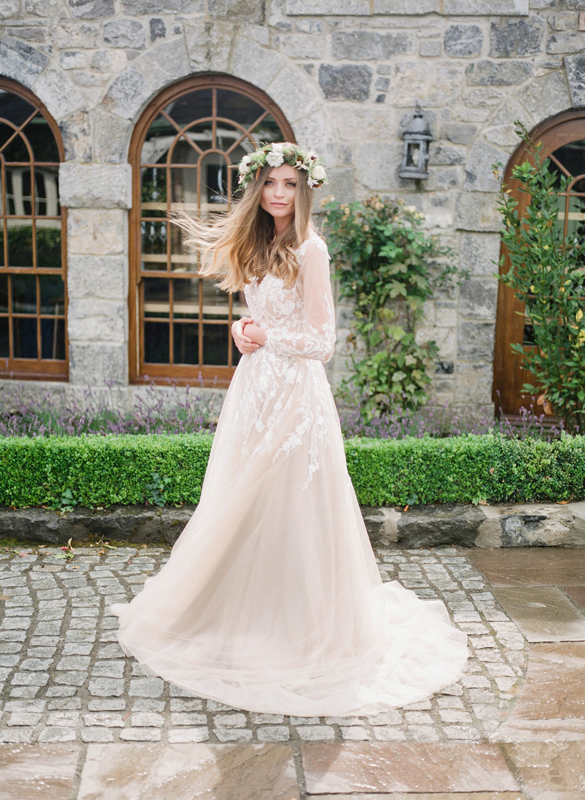 Destination Wedding Photographer - Ireland Editorial - Cliff at Lyons Kildare Ireland - Sarah Sunstrom Photography - 37