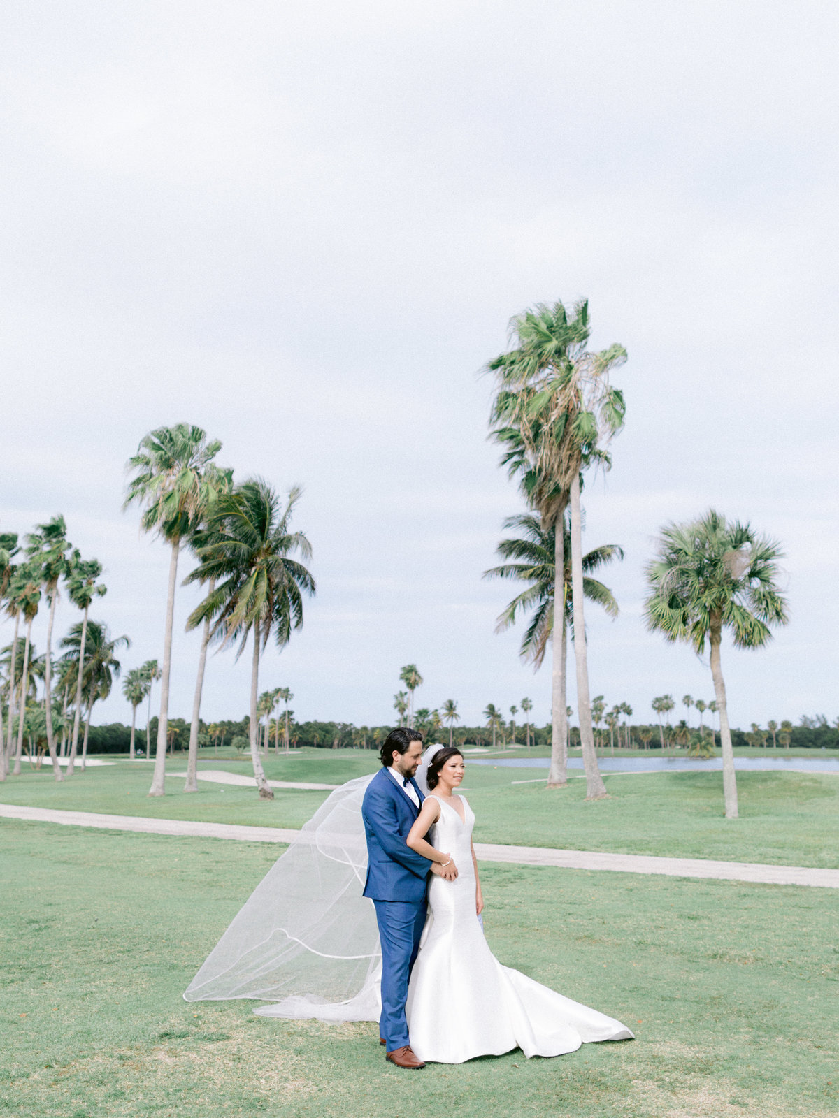 Miami Golf Course Wedding-17