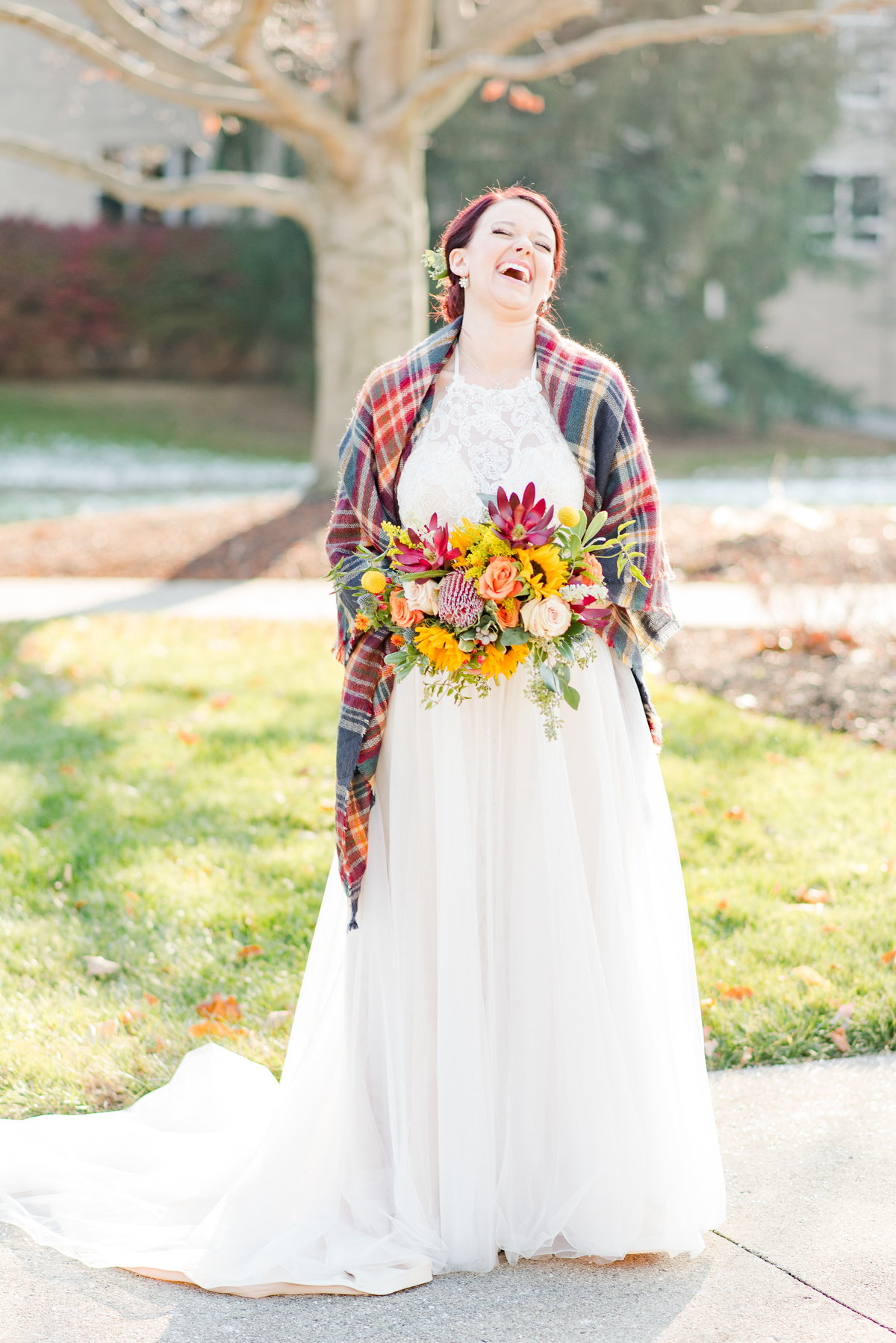Urban Artifact Brewery Colorful Fall Wedding-99