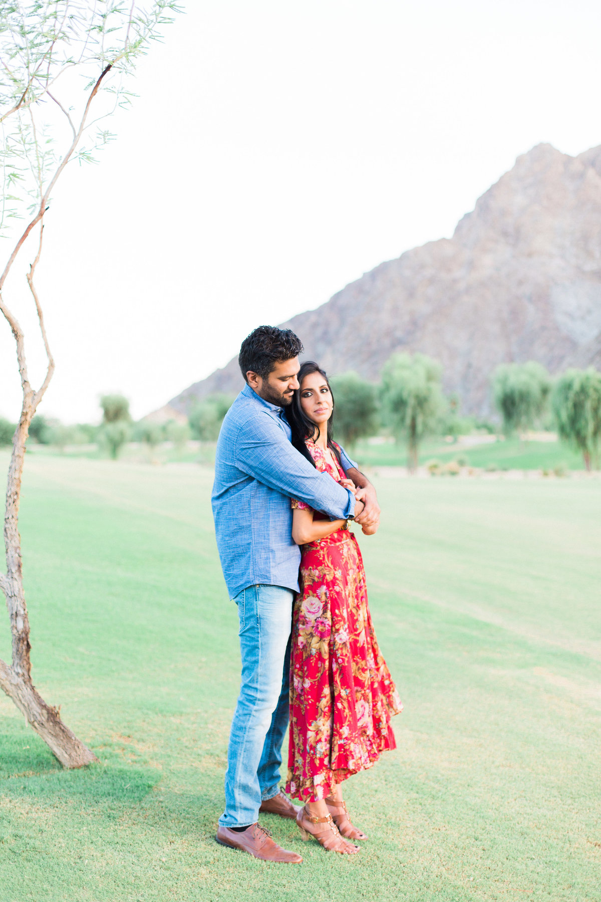 Priya + Amish Engaged | Vera In August-103