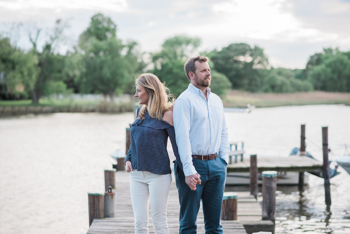 Annapolis Engagement Photographer