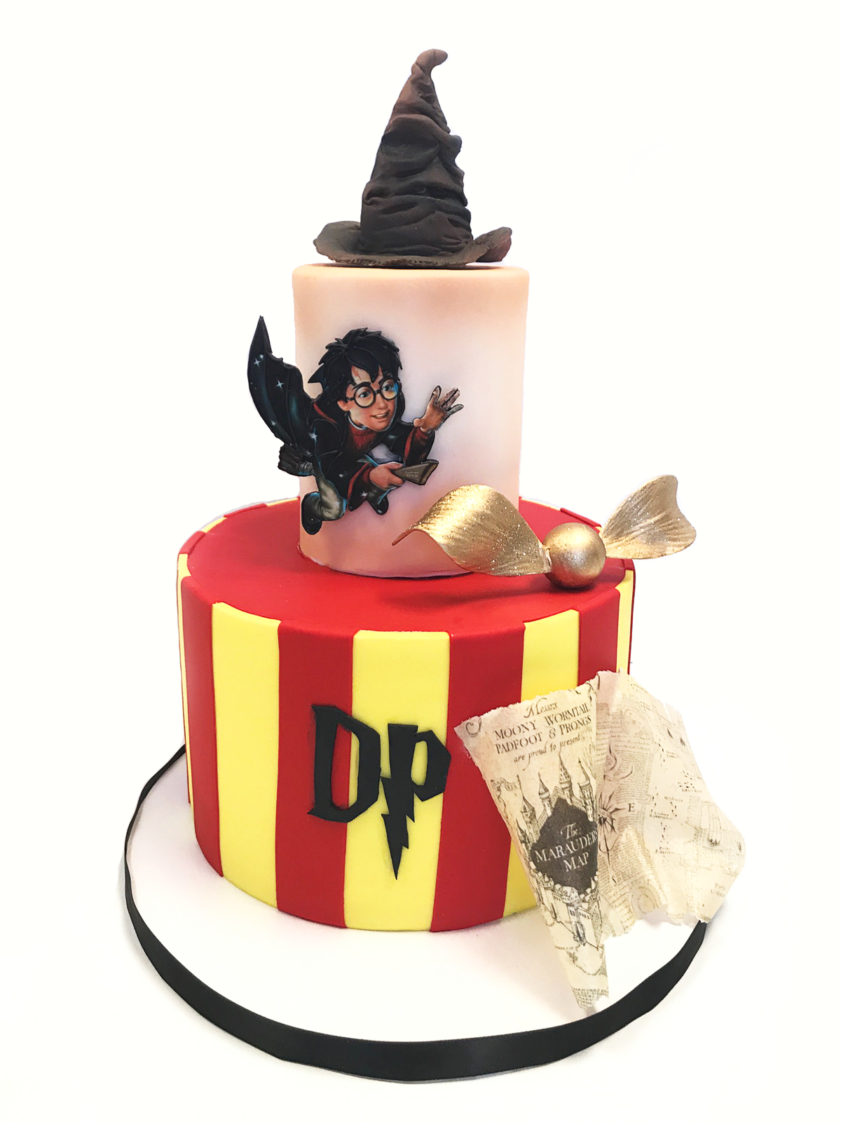 Whippt Desserts - Harry Potter cake 2017