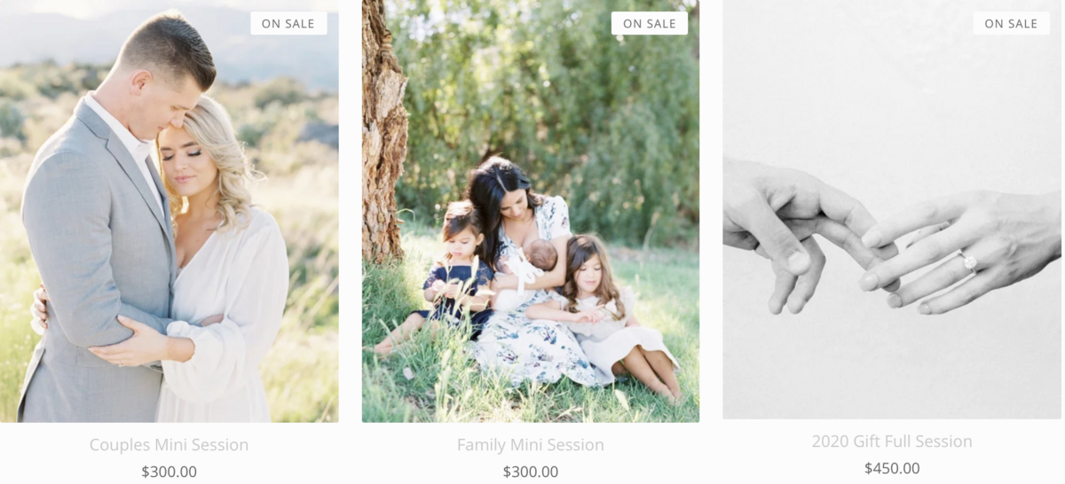 ASHLEY RAE COVID COUPON FOR PHOTOGRAPHERS