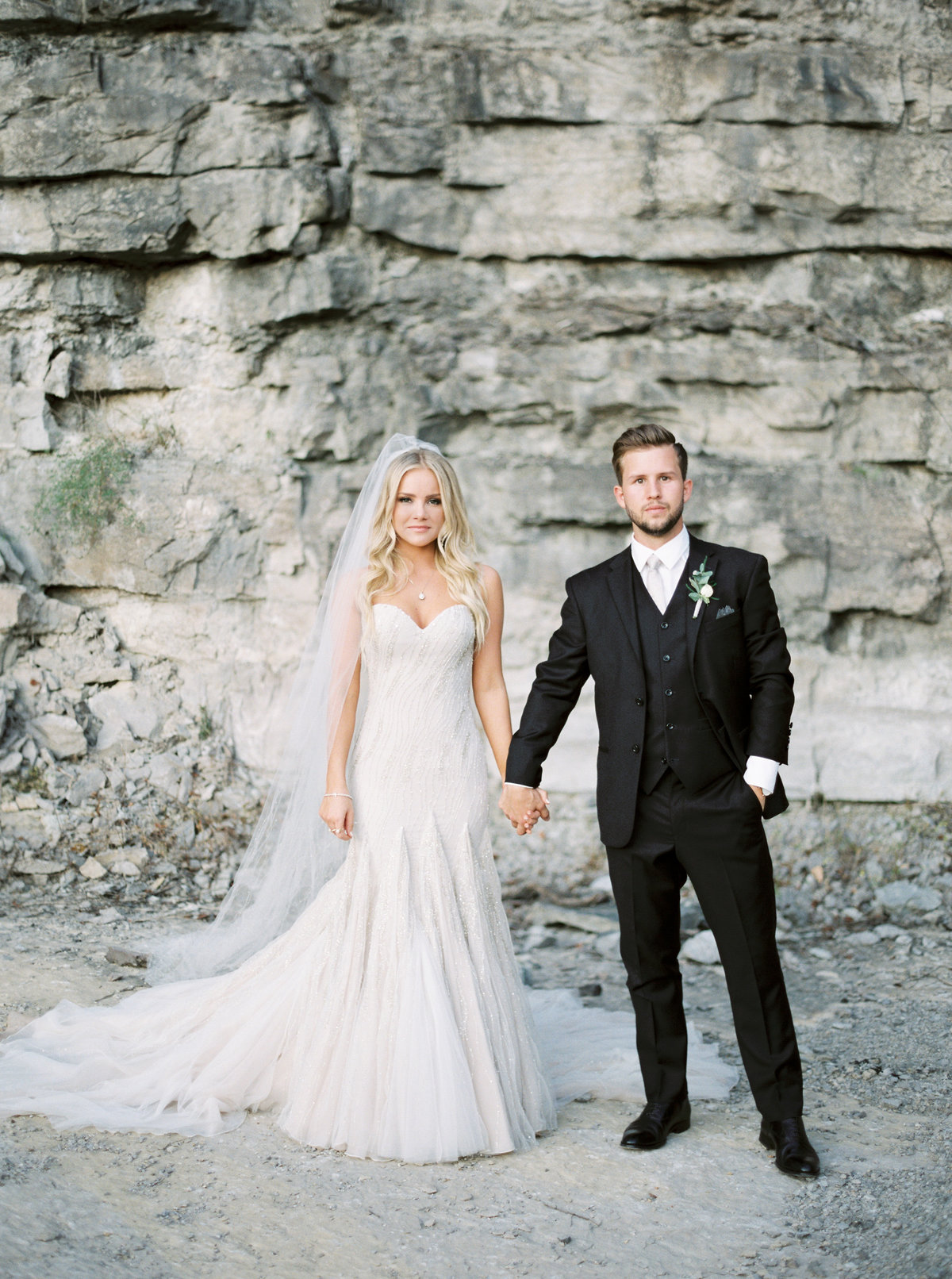 Graystone Quarry Wedding