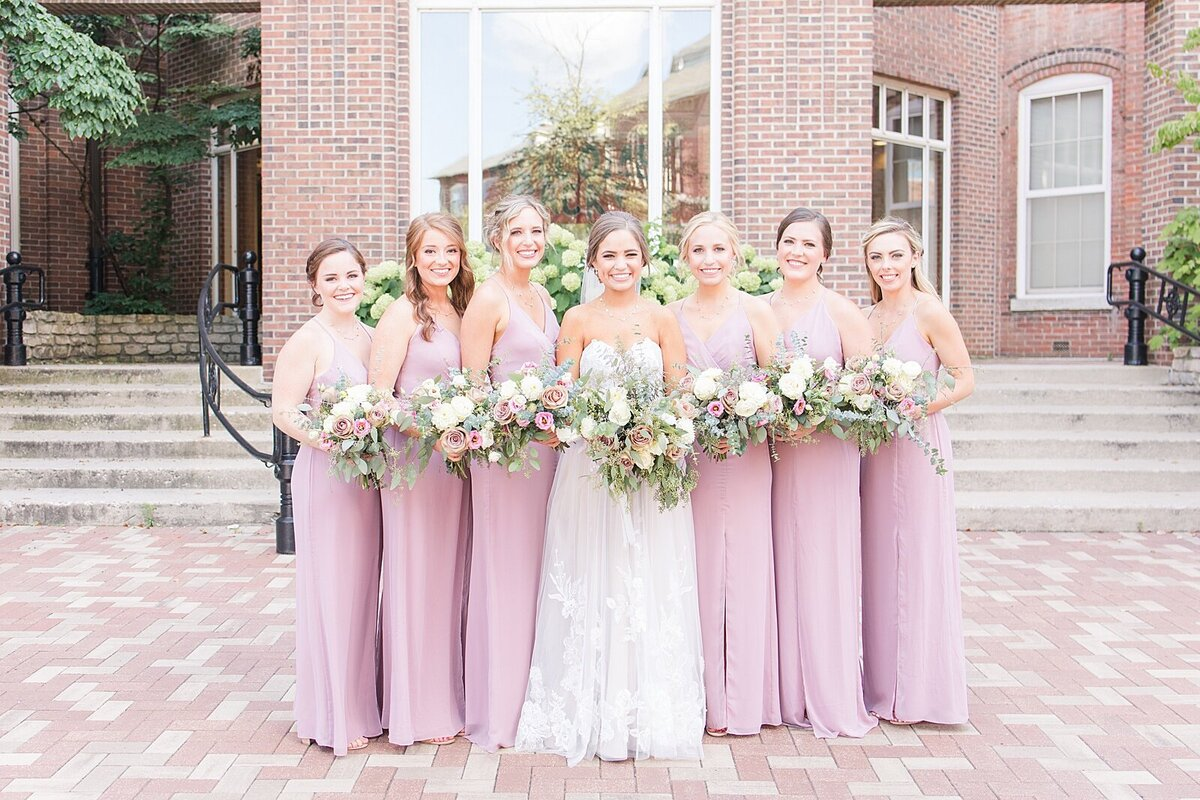 Kara Webster Photography | Meredith & Tyler | University Of Dayton Marriott Wedding Photographer_0042