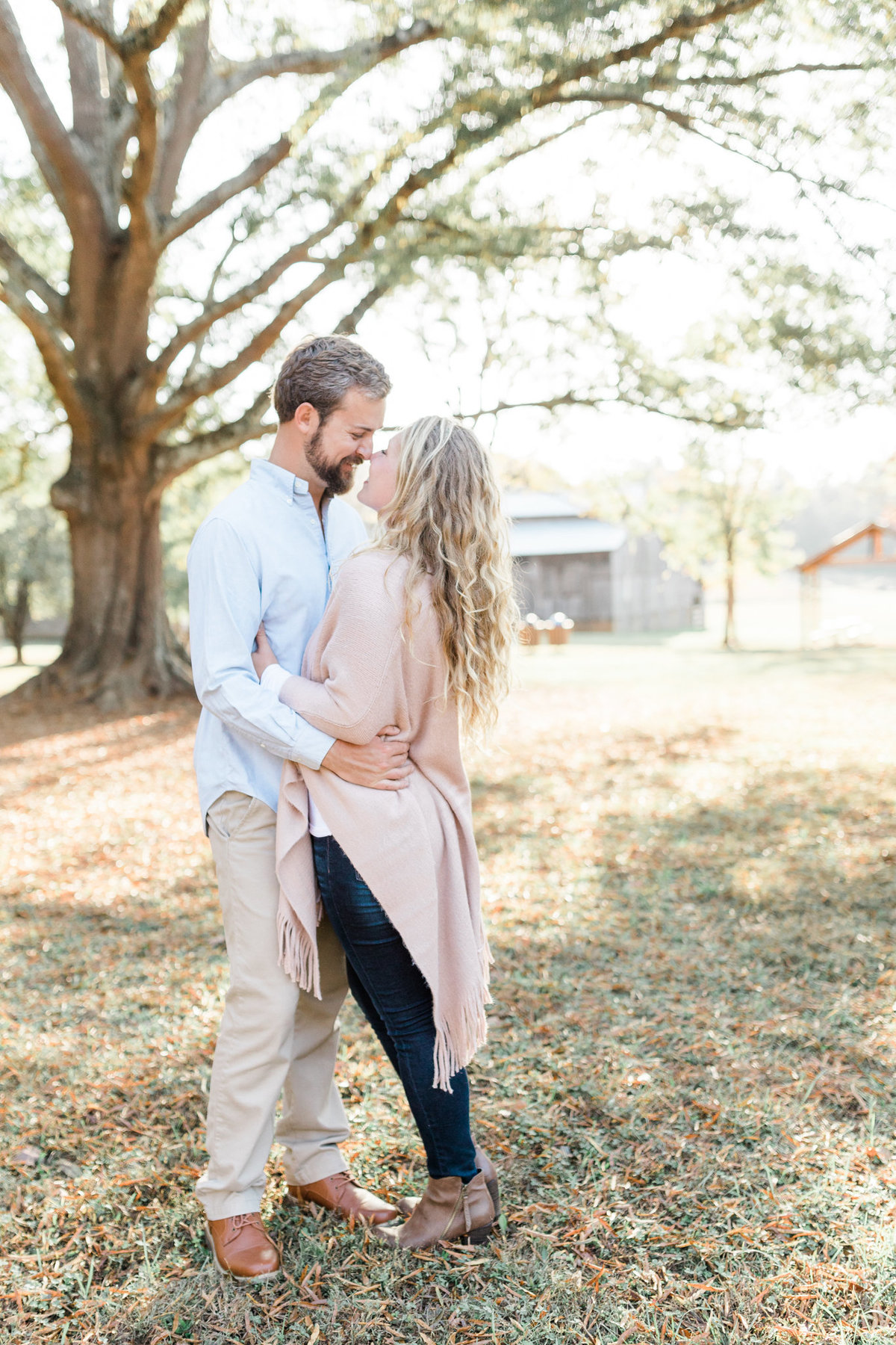 NC Engagement Photographer