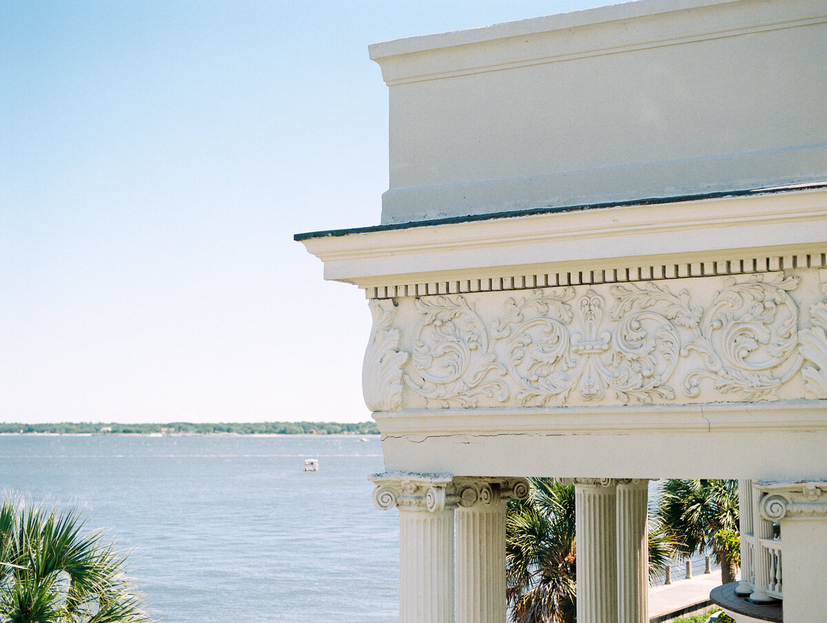 Charleston Harbor Waterfront Wedding Photography 19