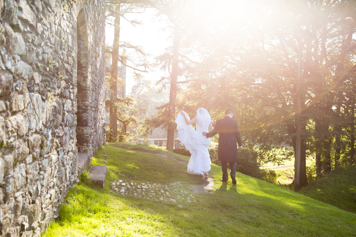 wedding photographer in totnes