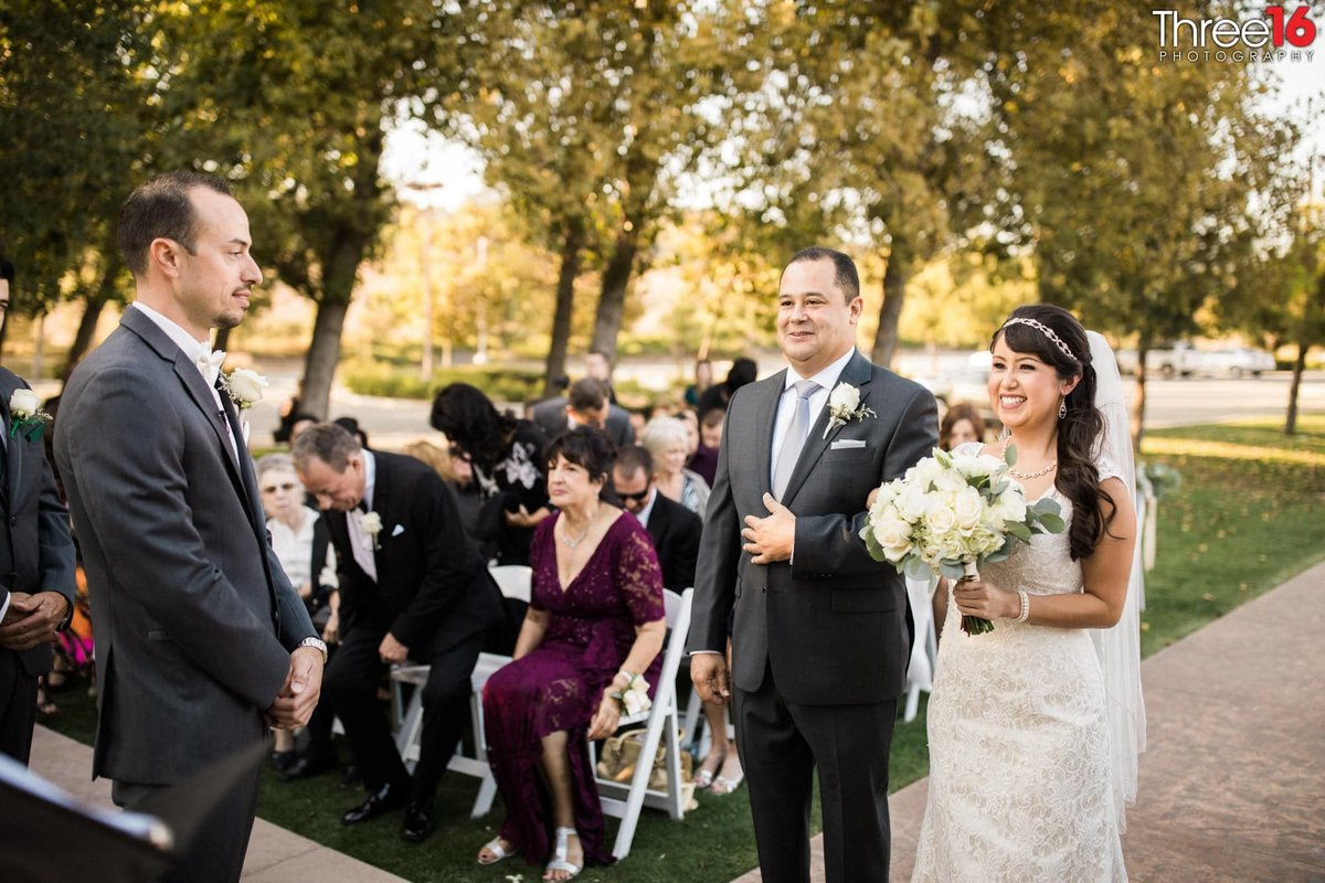Wedgewood Weddings Vellano Chino Hills Ceremony