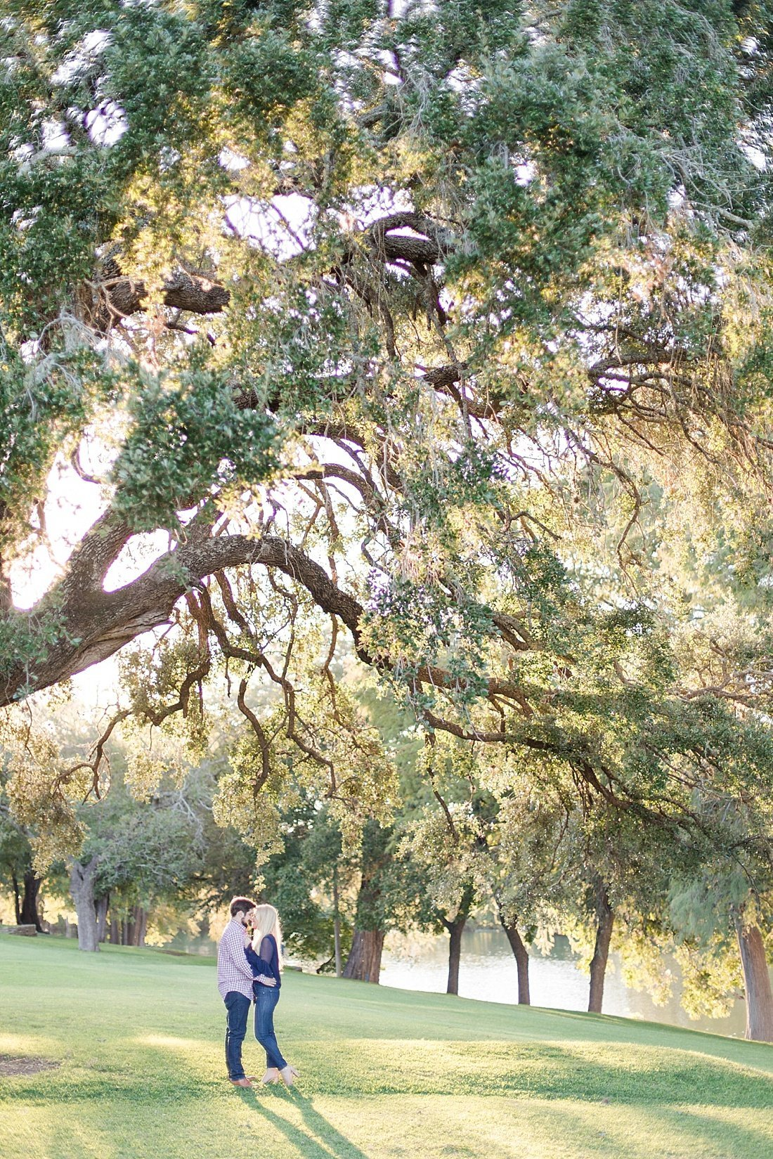 Camp Rio Vista and Camp Sierra Vista wedding engagement photos in Ingram, Texas_0022