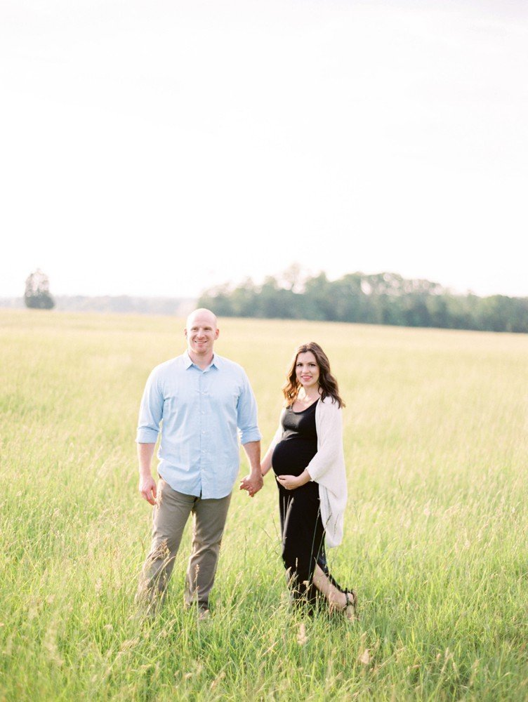 Rebekah Emily Photography Northern Virginia Photographer Film Maternity Session_0001
