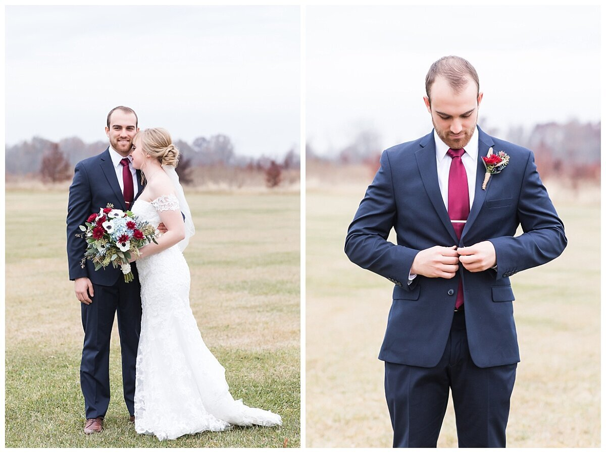 Magical Winter Wedding photo by Simply Seeking Photography_1202
