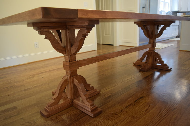 French Style Table by Sam Rouse Furniture