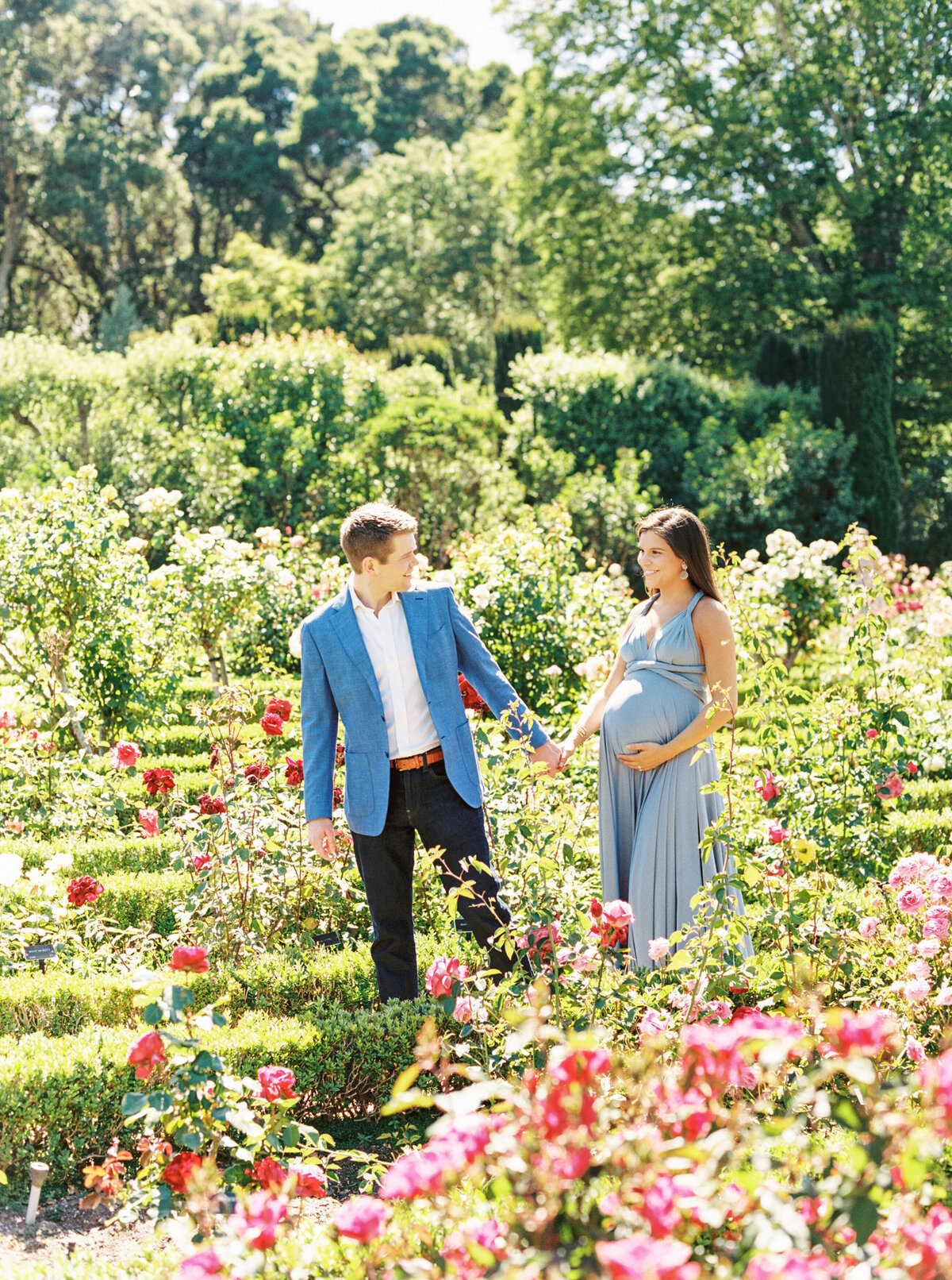 Olivia Marshall Photography-Filoli Maternity Photos-11