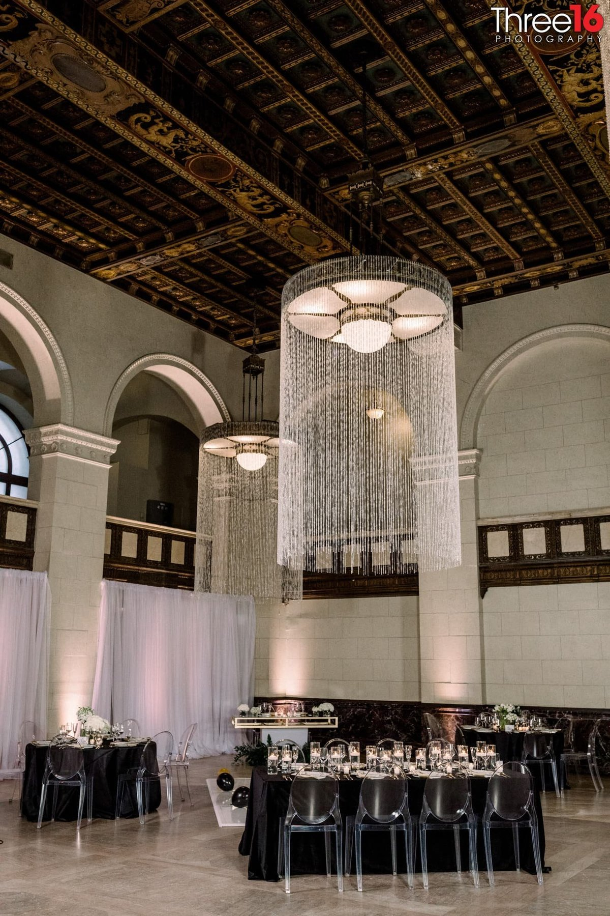Wedding at The Majestic in Downtown Los Angeles_