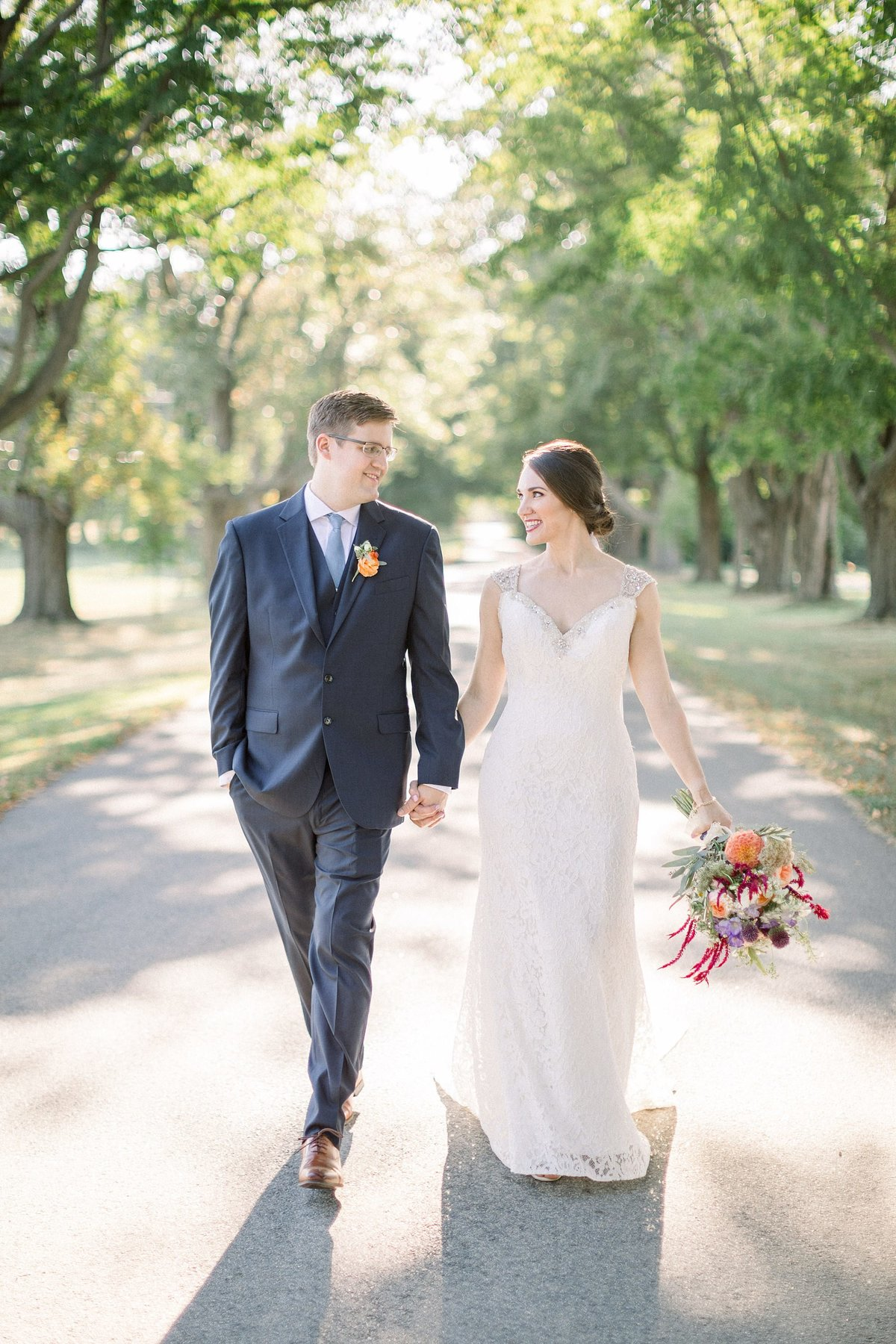 Spencer Peirce Little Farm Wedding Photos By Halie-Couple-15