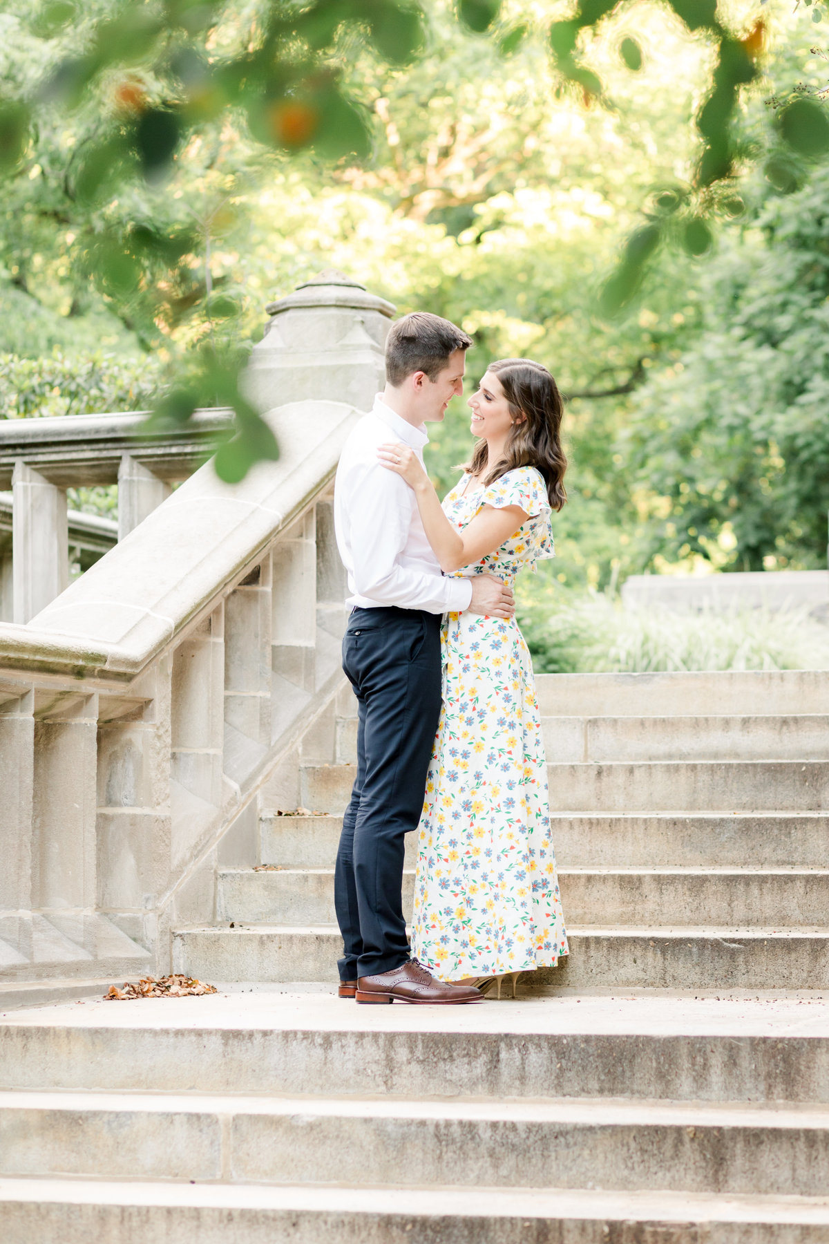 Lehigh University Engagement Session-66