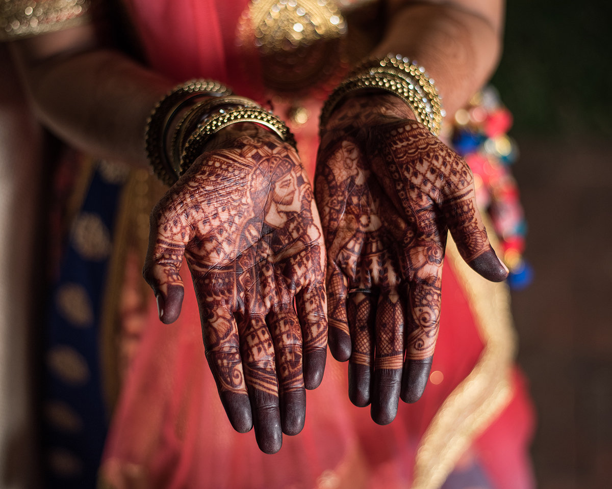 Hindu Wedding Photography by Washington DC Wedding Photographer, Erin Tetterton Photography