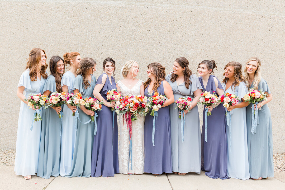 dusty-blue-bright-pink-steubenville-wedding