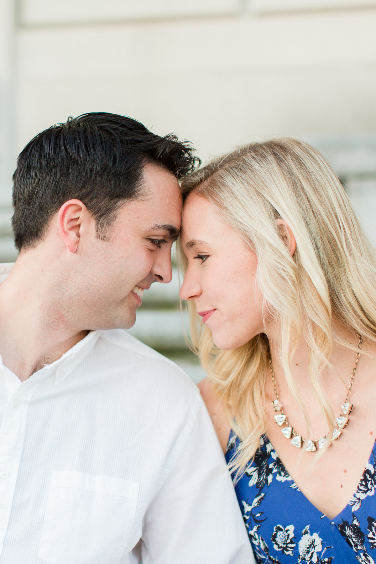 Indianapolis War Memorial Downtown Engagement Session Sunrise Sami Renee Photography-6