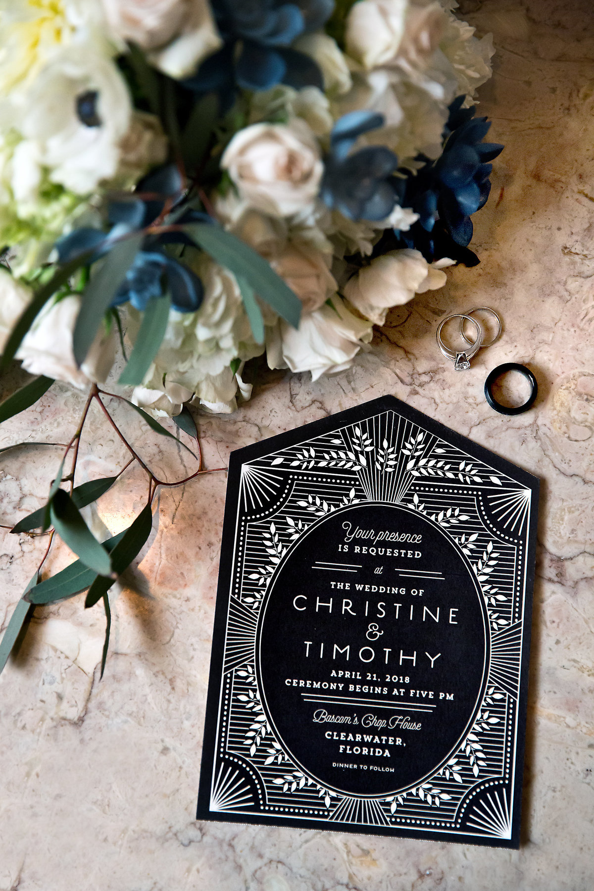 Christine + Tim Wedding 18' 164