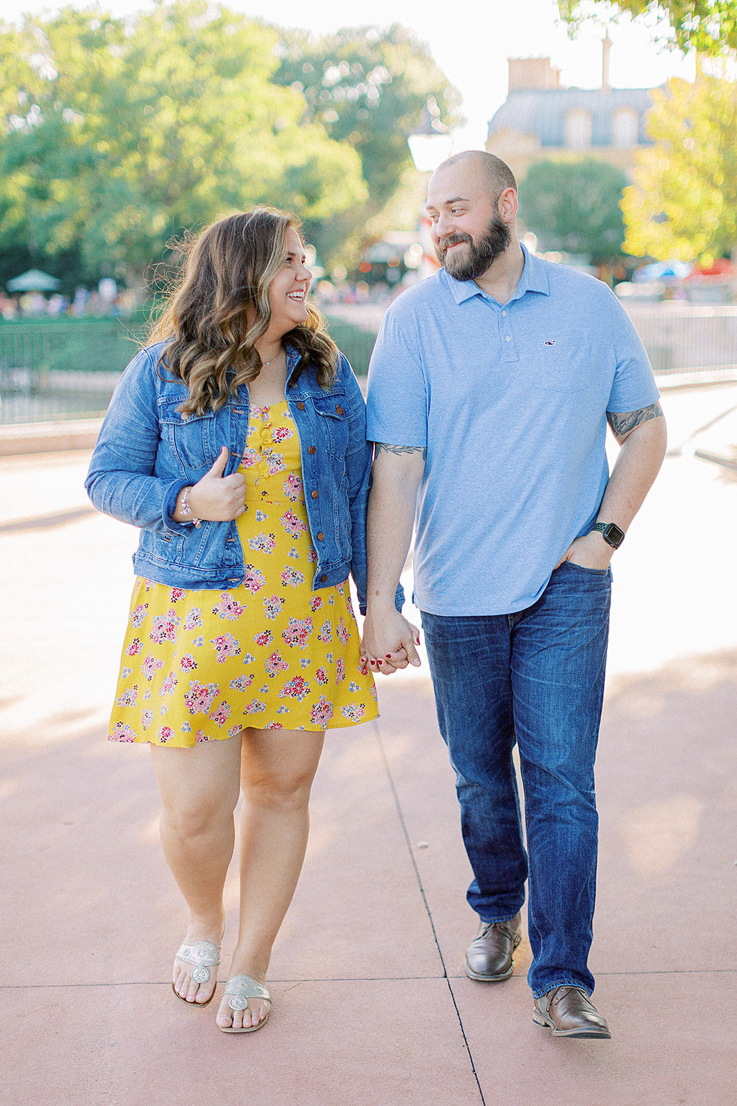 Larisa_+_Craig_Disney_Epcot_Boardwalk_Resort_Engagement_Session_Photographer_Casie_Marie_Photography-8