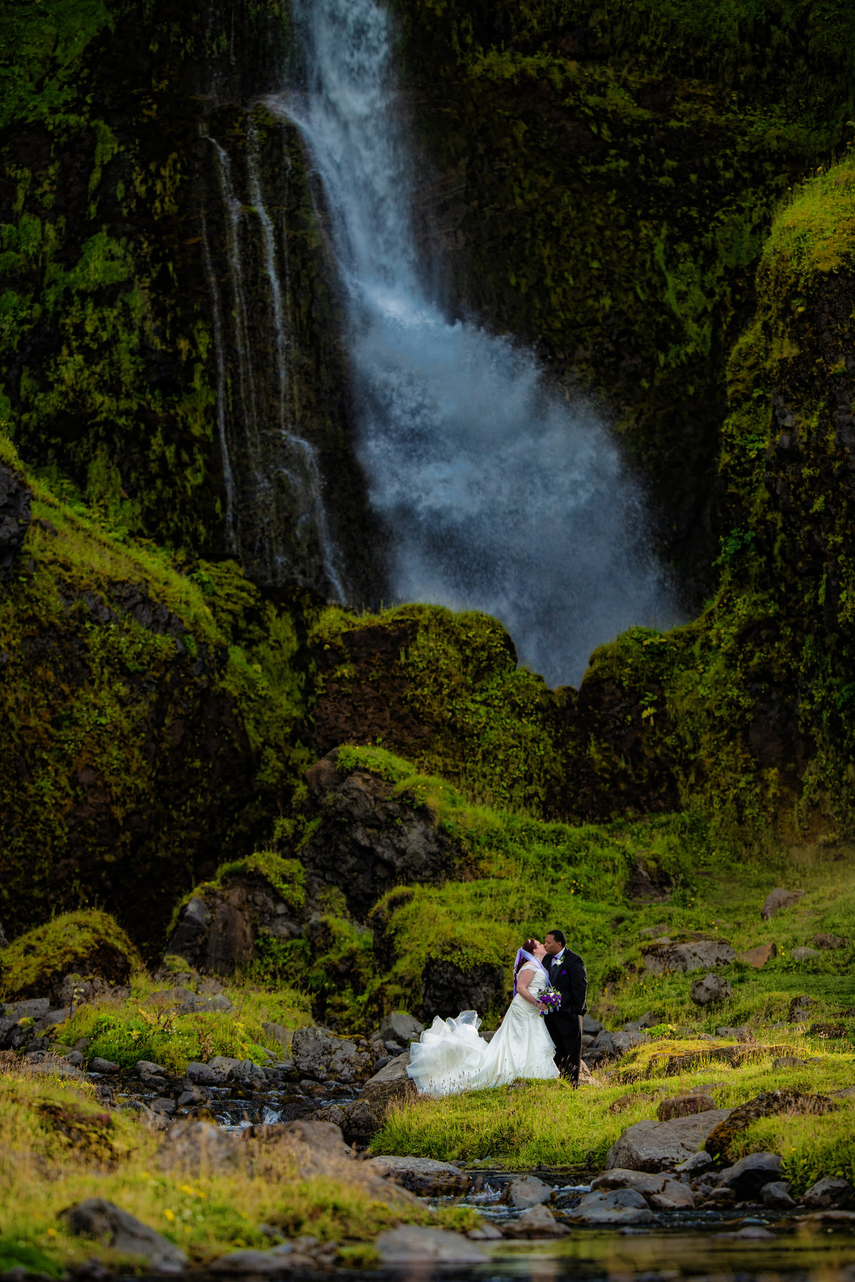 Destination Wedding Photographers for Iceland