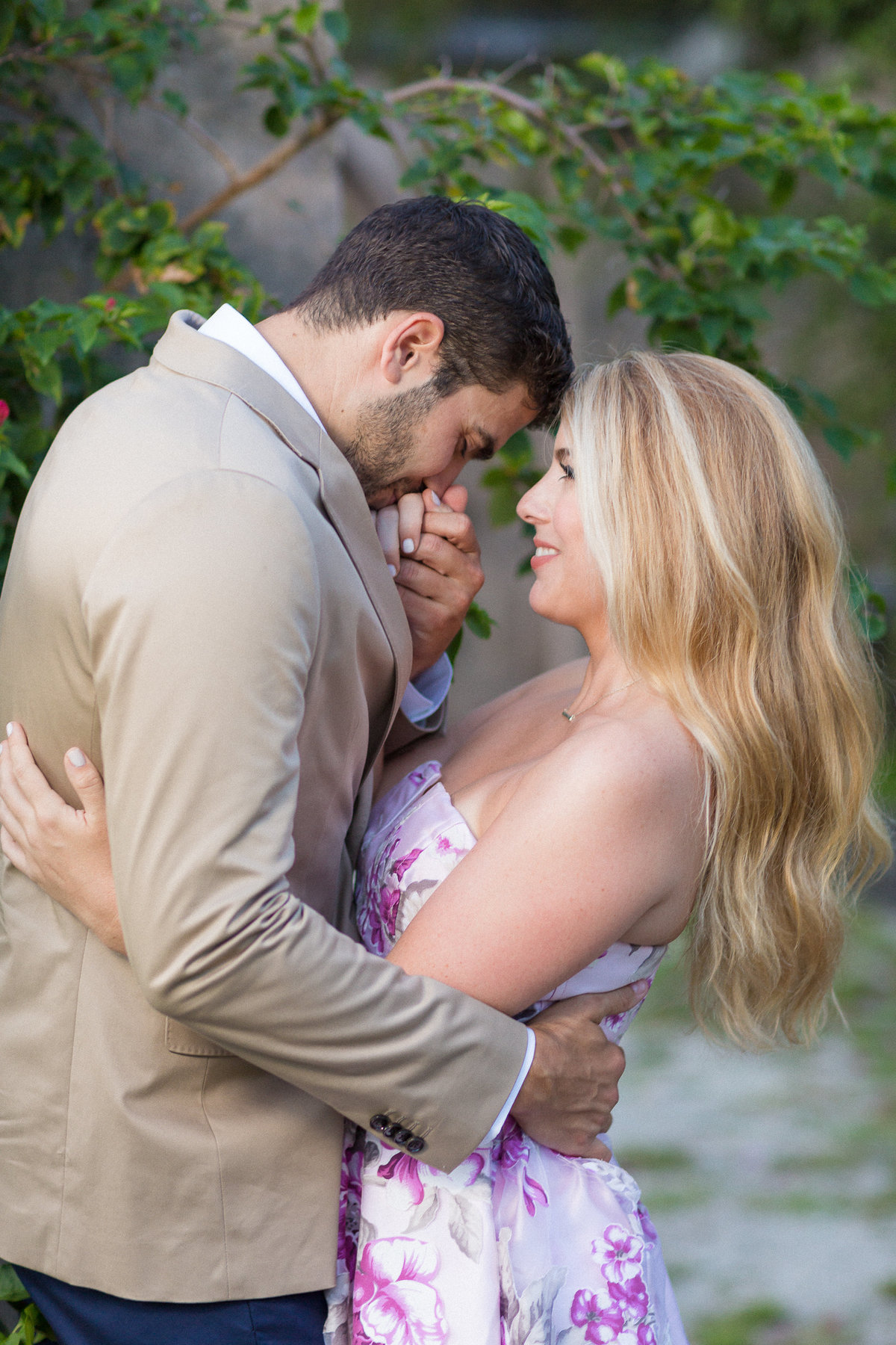 Coral Gables Engagement Session