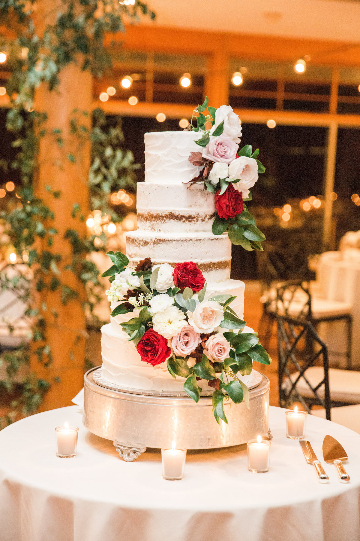 wedding cake florist winterthur