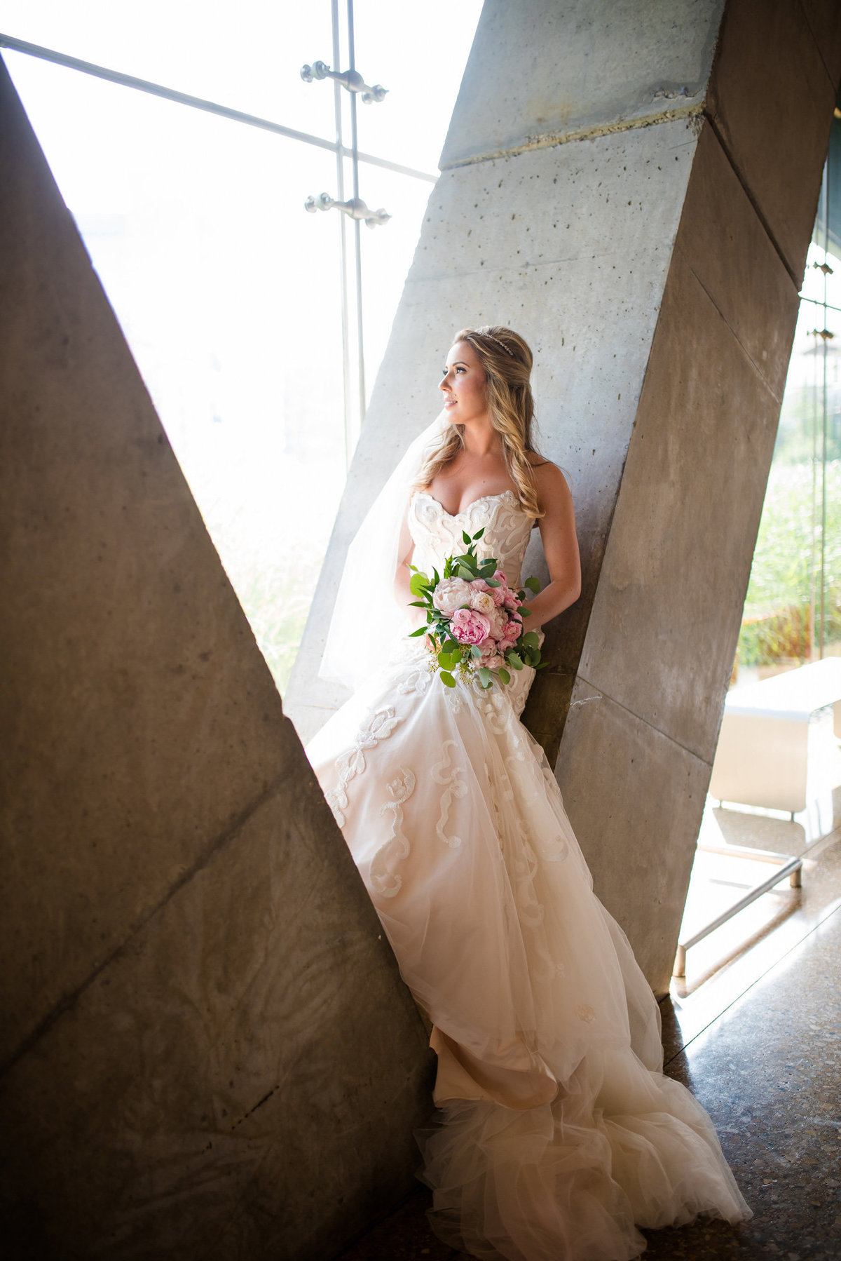 Perot Museum Wedding 4