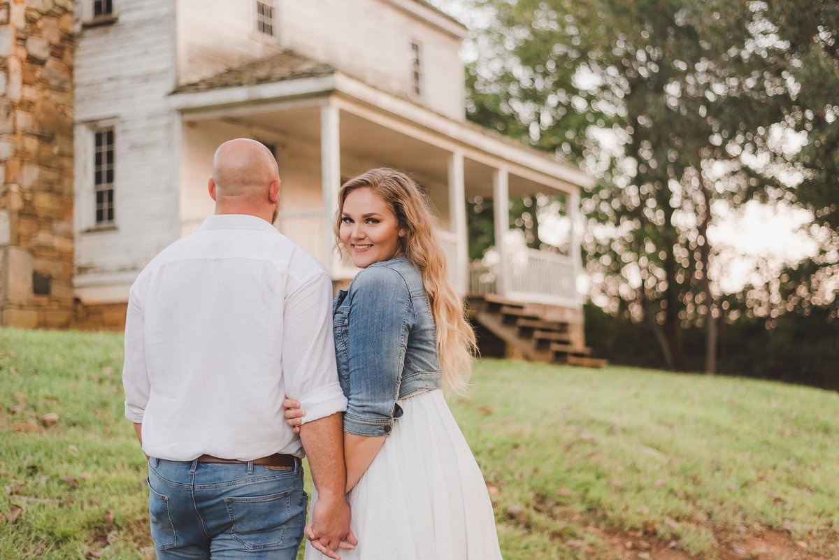 wv and nc wedding boudoir photographer outdoors mountain beckley wv bridal-17