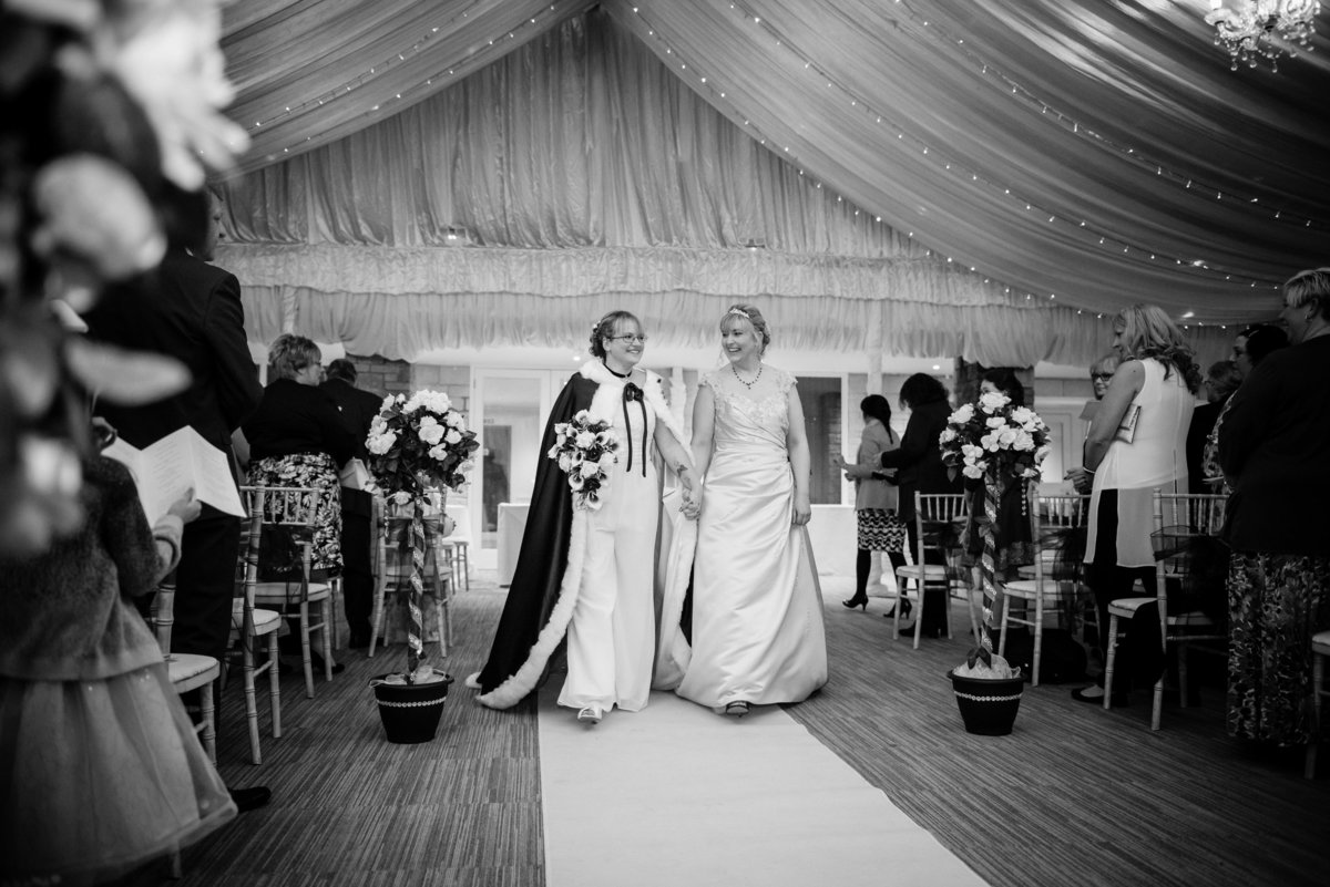 Cotswold Hotel Golf and Spa wedding photography same sex LGBTQ