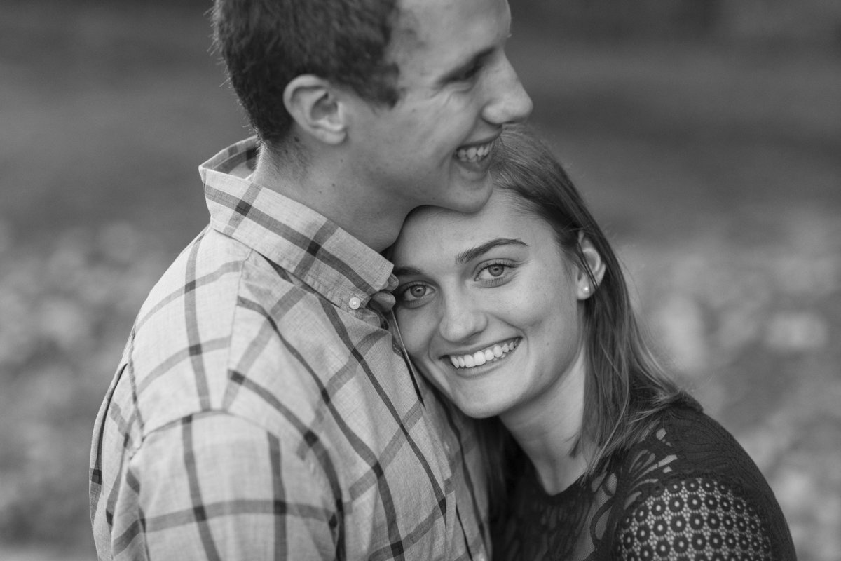 Engagement Session in Indianapolis