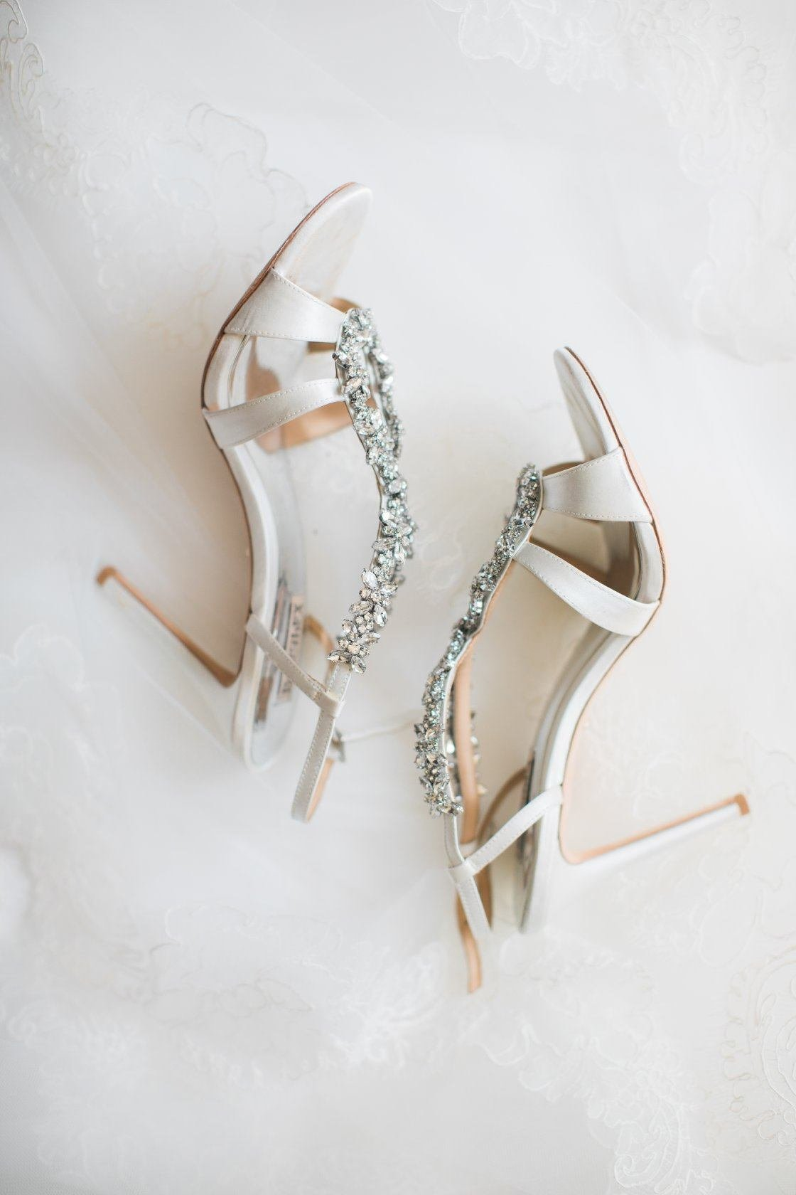 Wedding Photographer, detail shot of bride's shoes