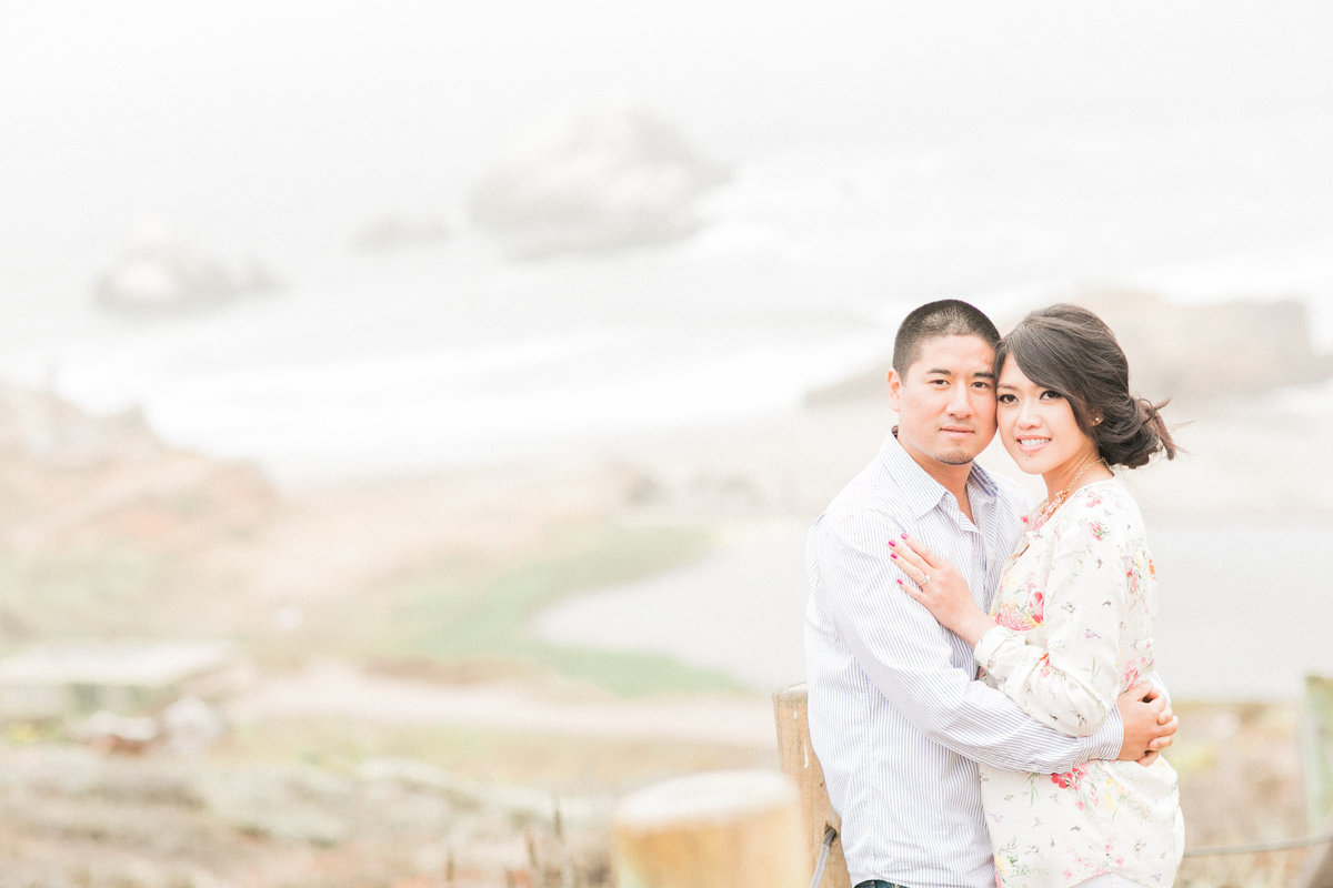 021_foggy-LandsEnd-LookOut-engagement-photo
