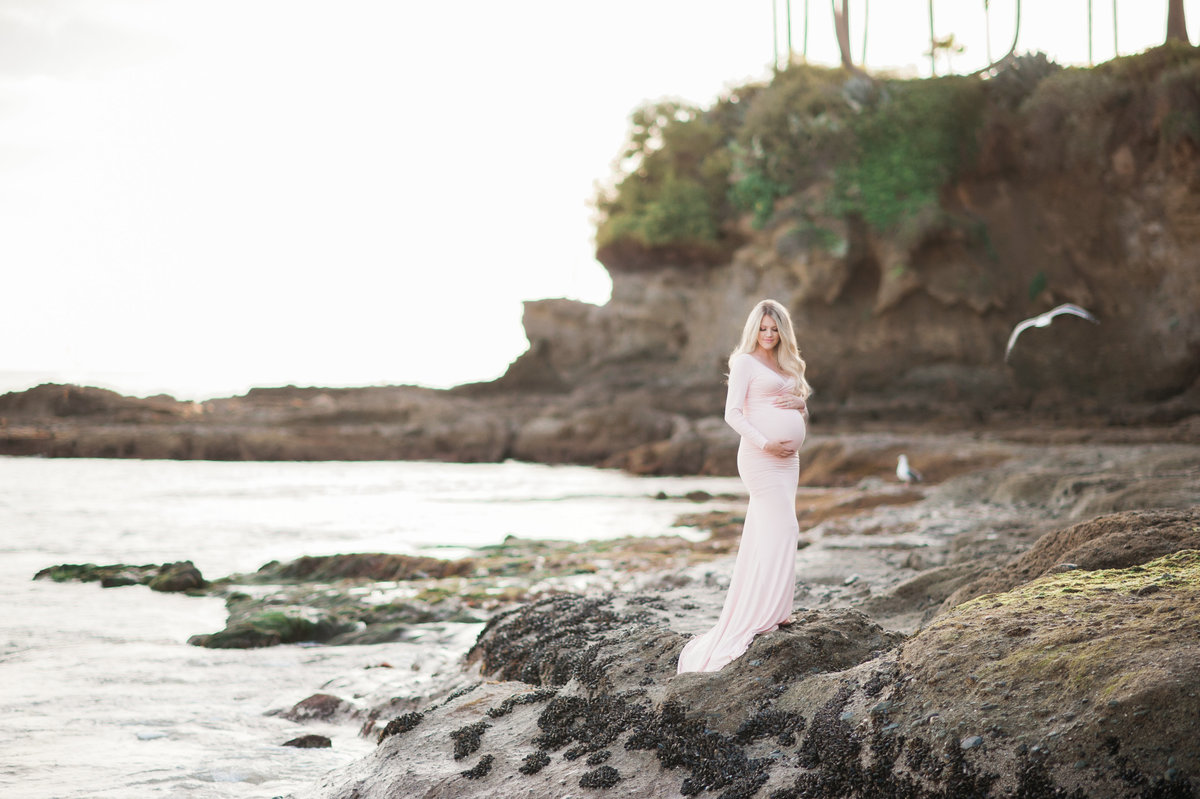 Laguna Beach Maternity Pictures002