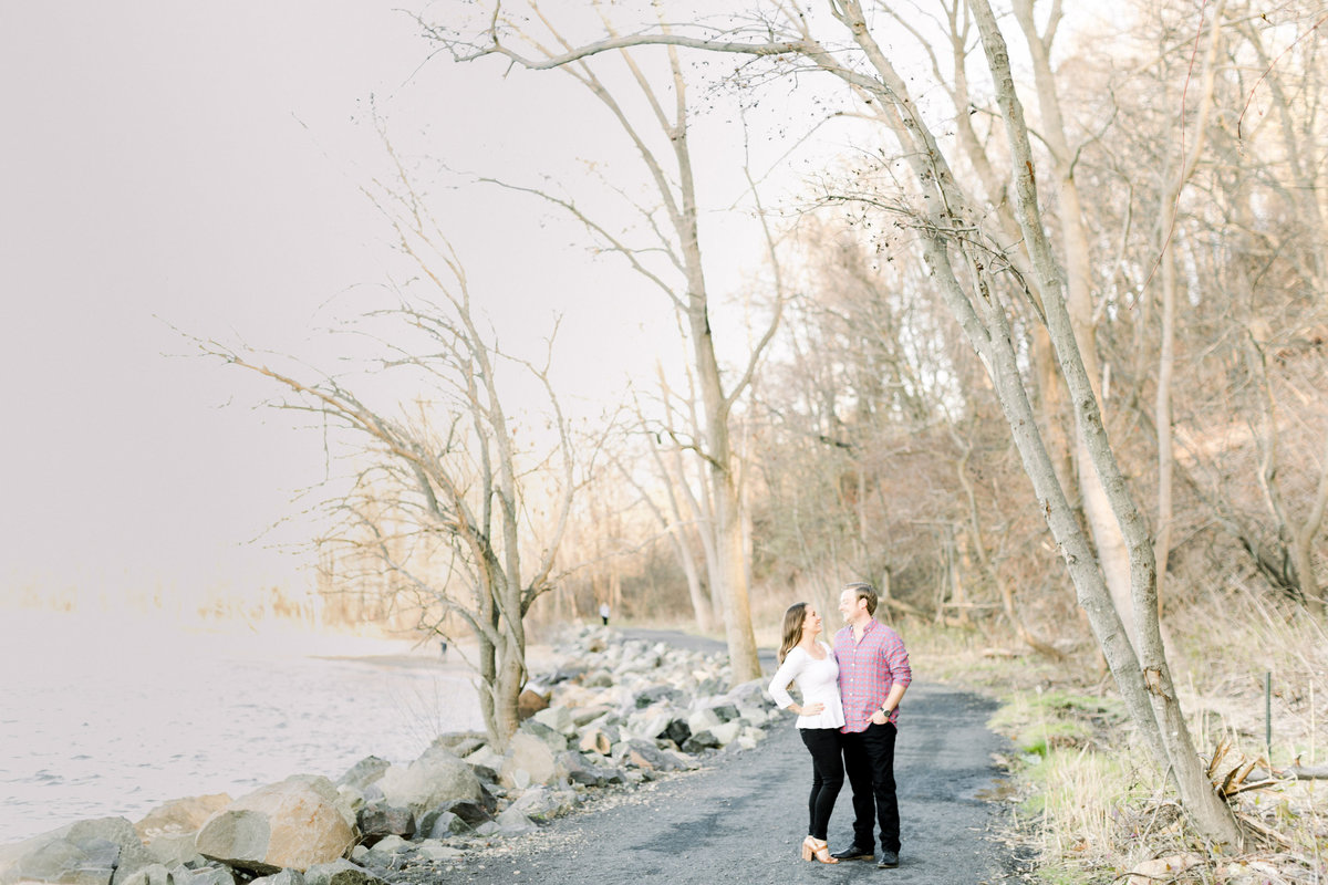 Ashley & Lou_Engaged_Path_1017