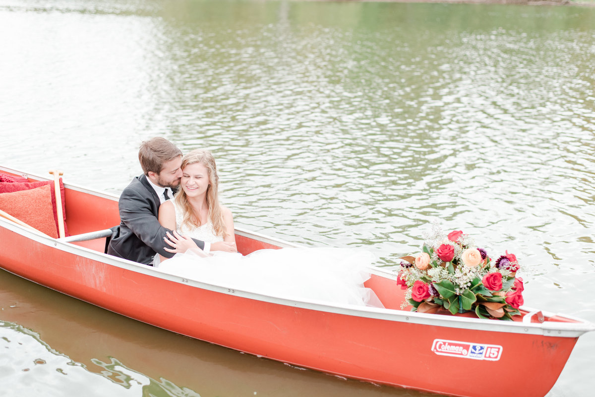 Cait Potter Creative LLC Final Version Canoe Adventure Wedding -4